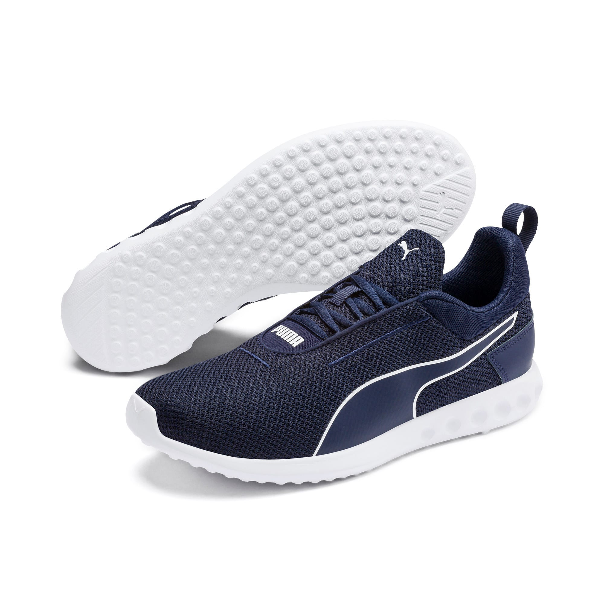 Thumbnail 3 of Carson 2 Concave Herren Sneaker, Peacoat-Puma White, medium