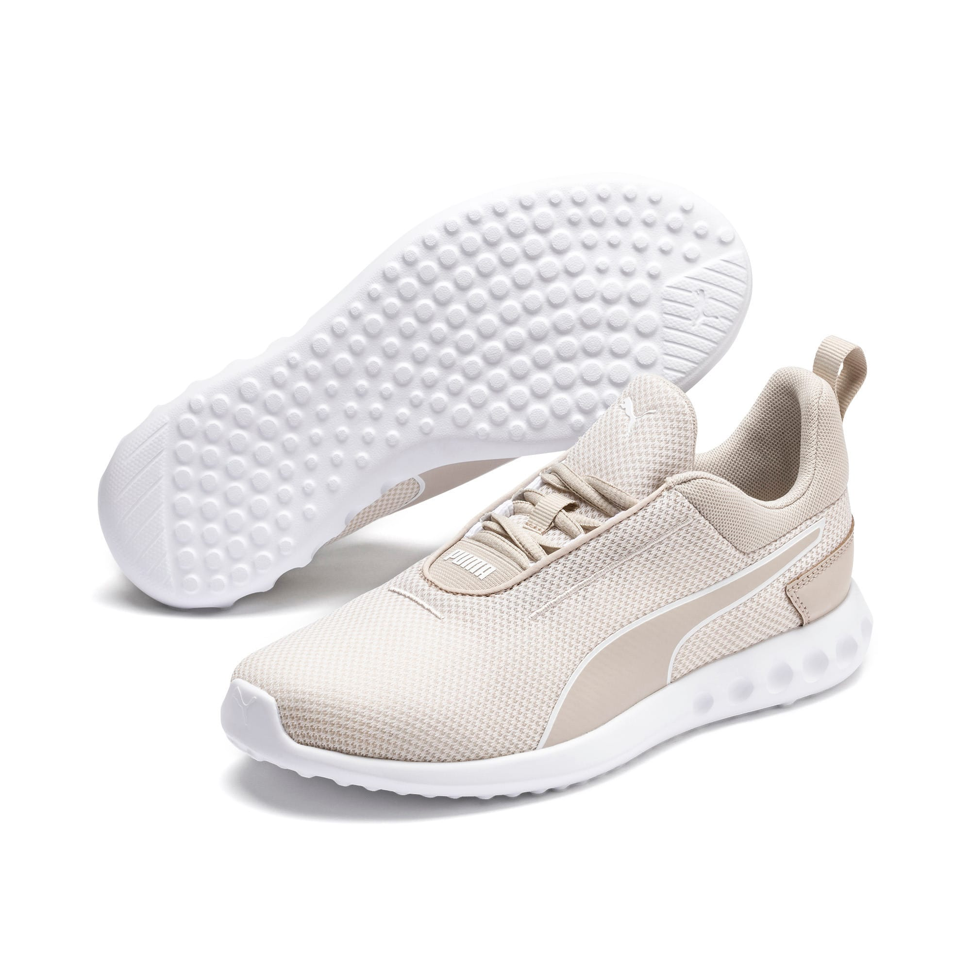 Thumbnail 2 of Carson 2 Concave Women's Training Shoes, Silver Gray-Puma White, medium