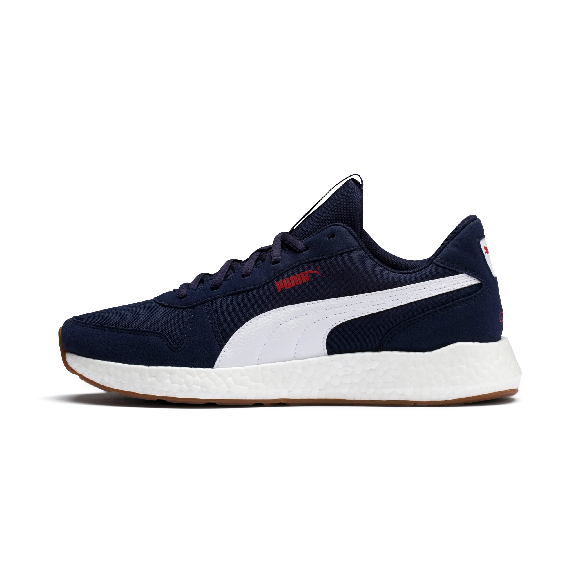 PUMA Mens Nrgy Neko Retro Running Shoes