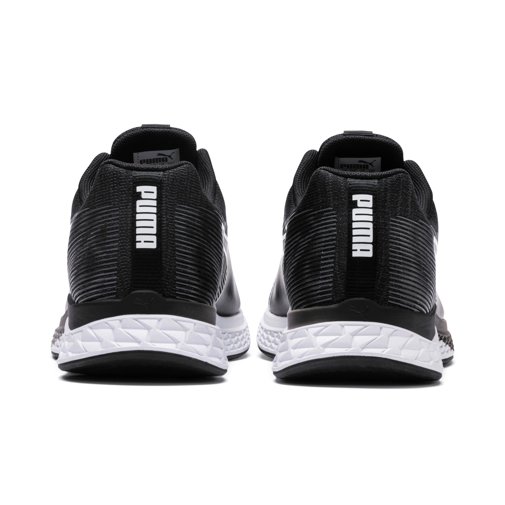 Thumbnail 3 of SPEED SUTAMINA Running Shoes, Puma Black-Puma White, medium