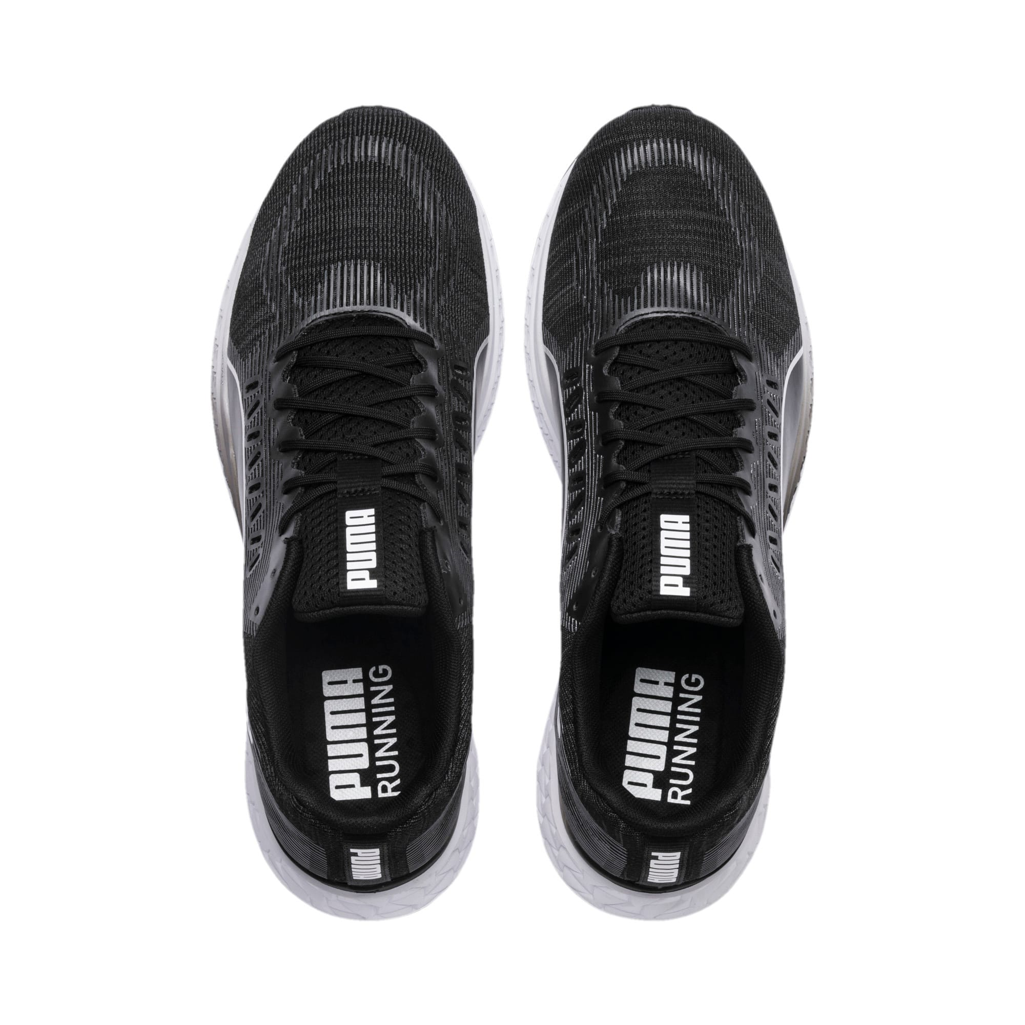 Thumbnail 6 of SPEED SUTAMINA Running Shoes, Puma Black-Puma White, medium