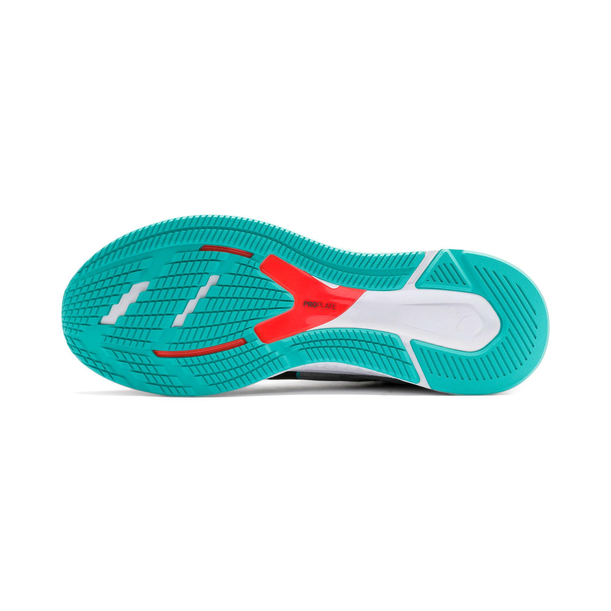 Thumbnail 6 of SPEED SUTAMINA Running Shoes, High Rise-Nrgy Red-Blue Turq, medium-IND