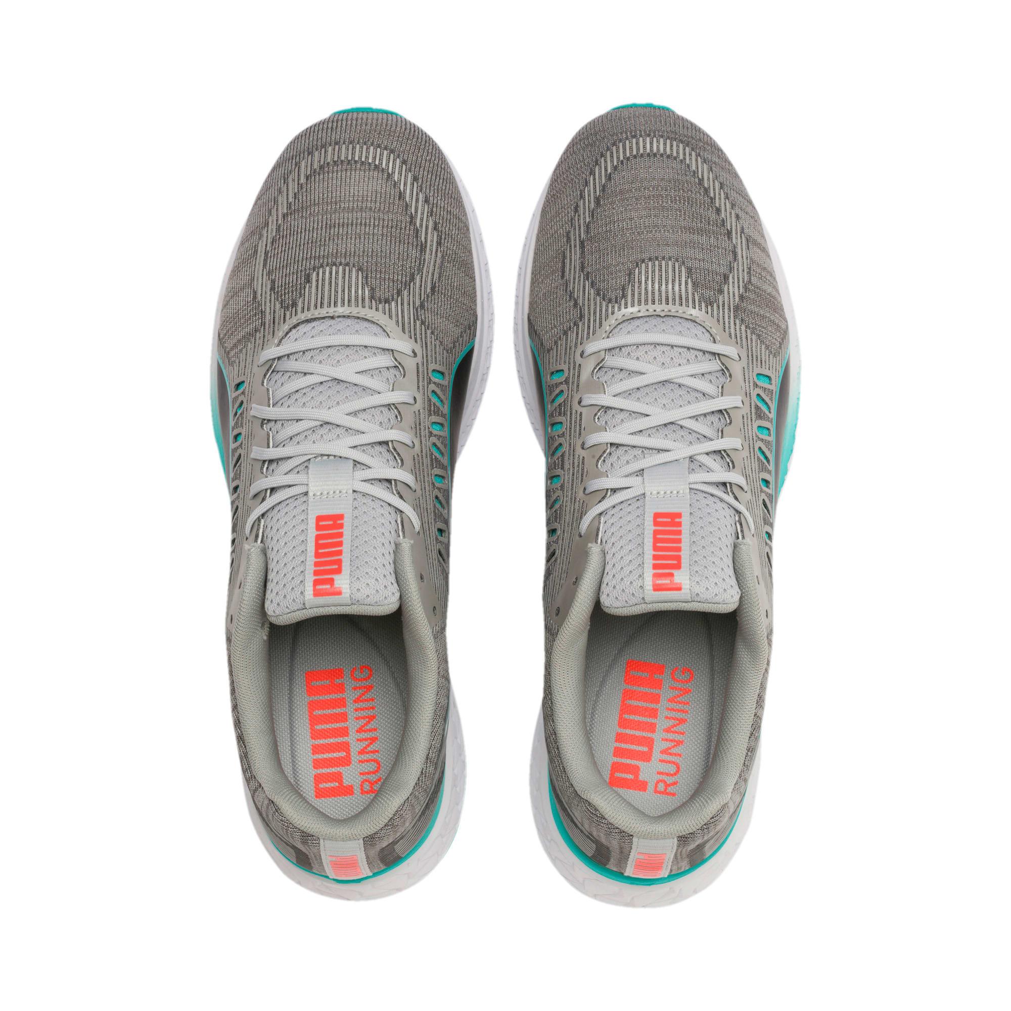 Thumbnail 8 of SPEED SUTAMINA Running Shoes, High Rise-Nrgy Red-Blue Turq, medium-IND
