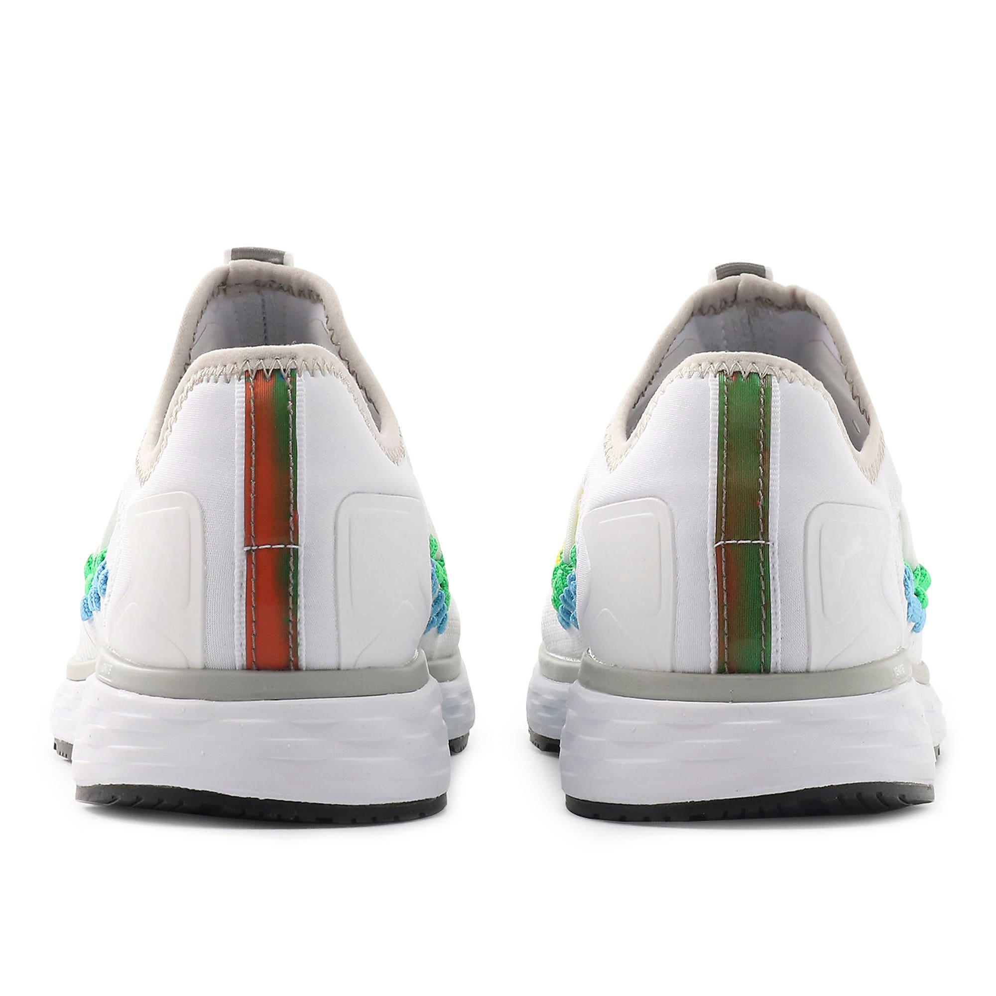 Thumbnail 3 of Speed 600 FUSEFIT Women's Running Sneakers, Puma White, medium-IND