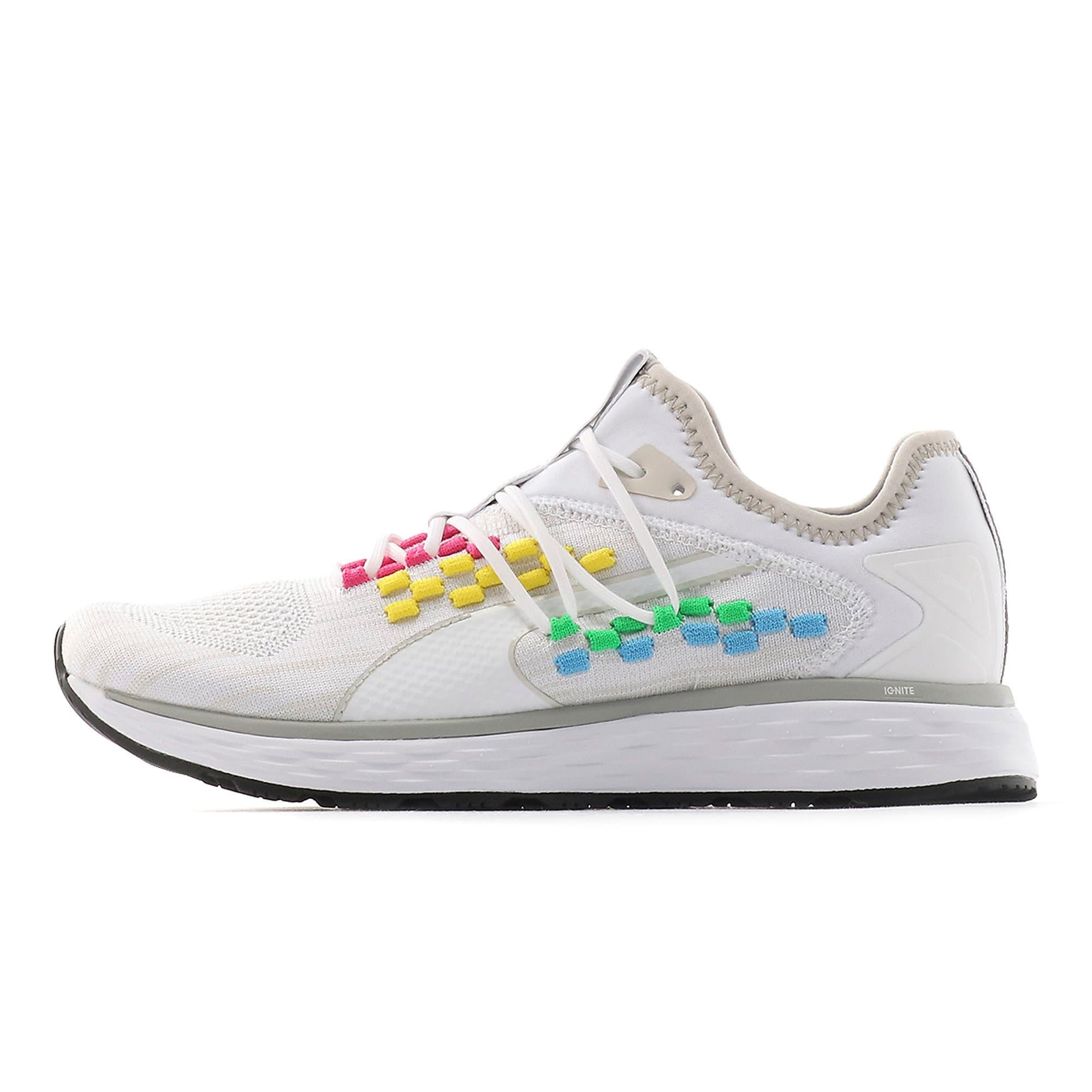 Thumbnail 1 of Speed 600 FUSEFIT Women's Running Sneakers, Puma White, medium-IND