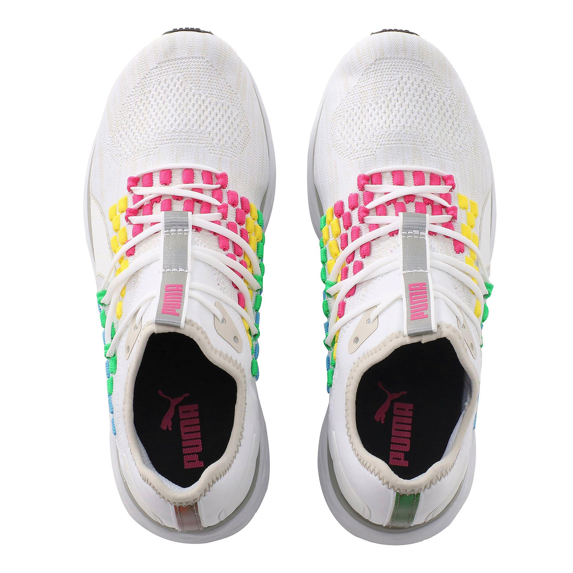 Thumbnail 6 of Speed 600 FUSEFIT Women's Running Sneakers, Puma White, medium-IND