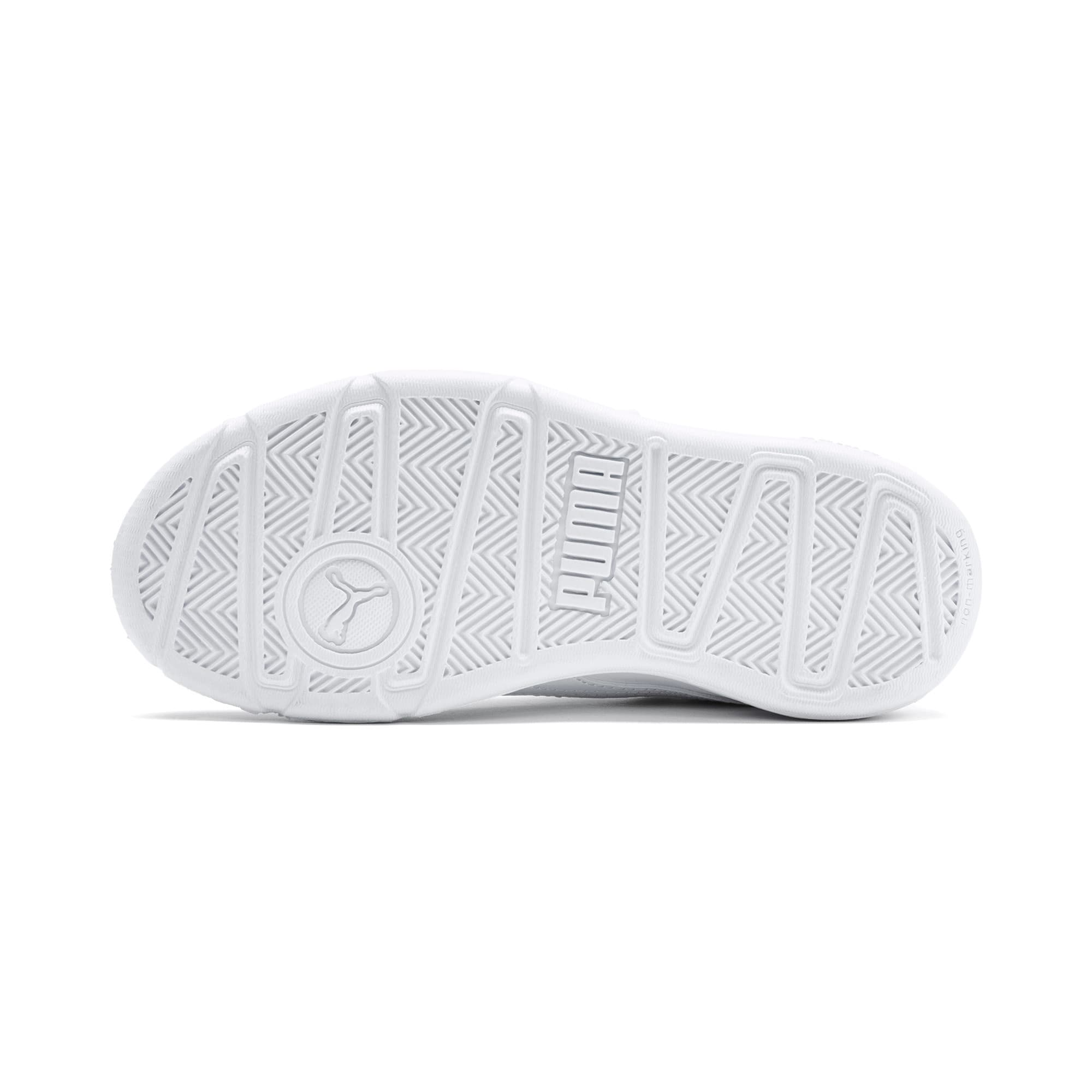 Thumbnail 4 of Stepfleex 2 SL VE V Kids' Trainers, Puma White-Puma White, medium