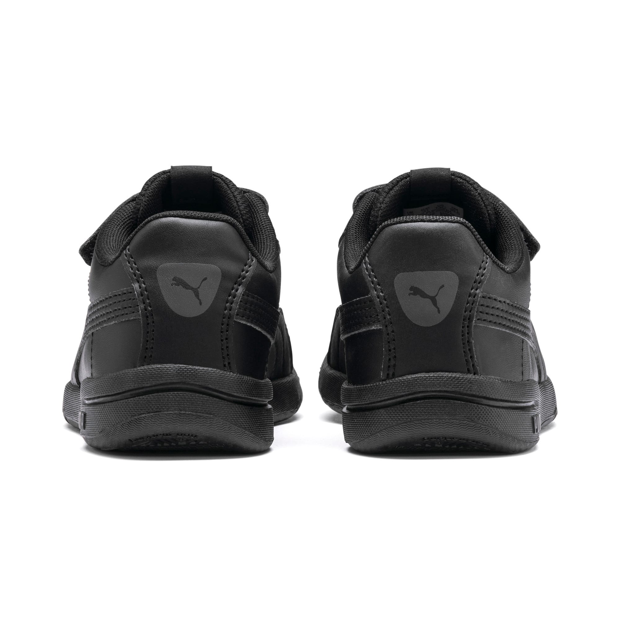 Thumbnail 3 of Stepfleex 2 SL VE V Kids Sneaker, Puma Black-Puma Black, medium