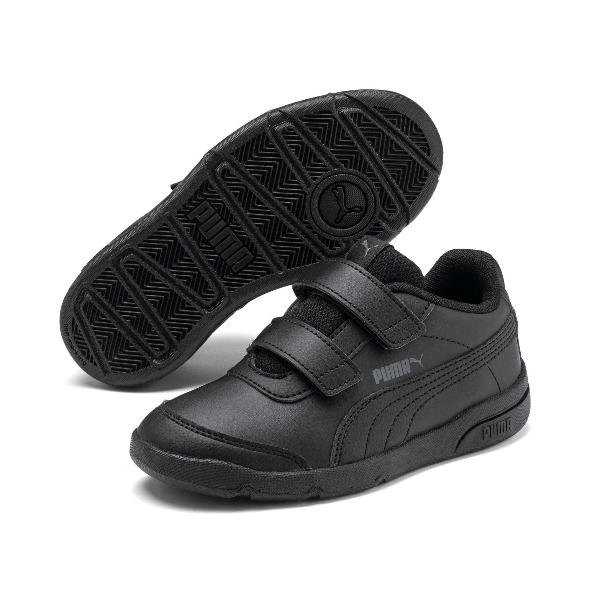 Thumbnail 2 of Stepfleex 2 SL VE V Kids Sneaker, Puma Black-Puma Black, medium