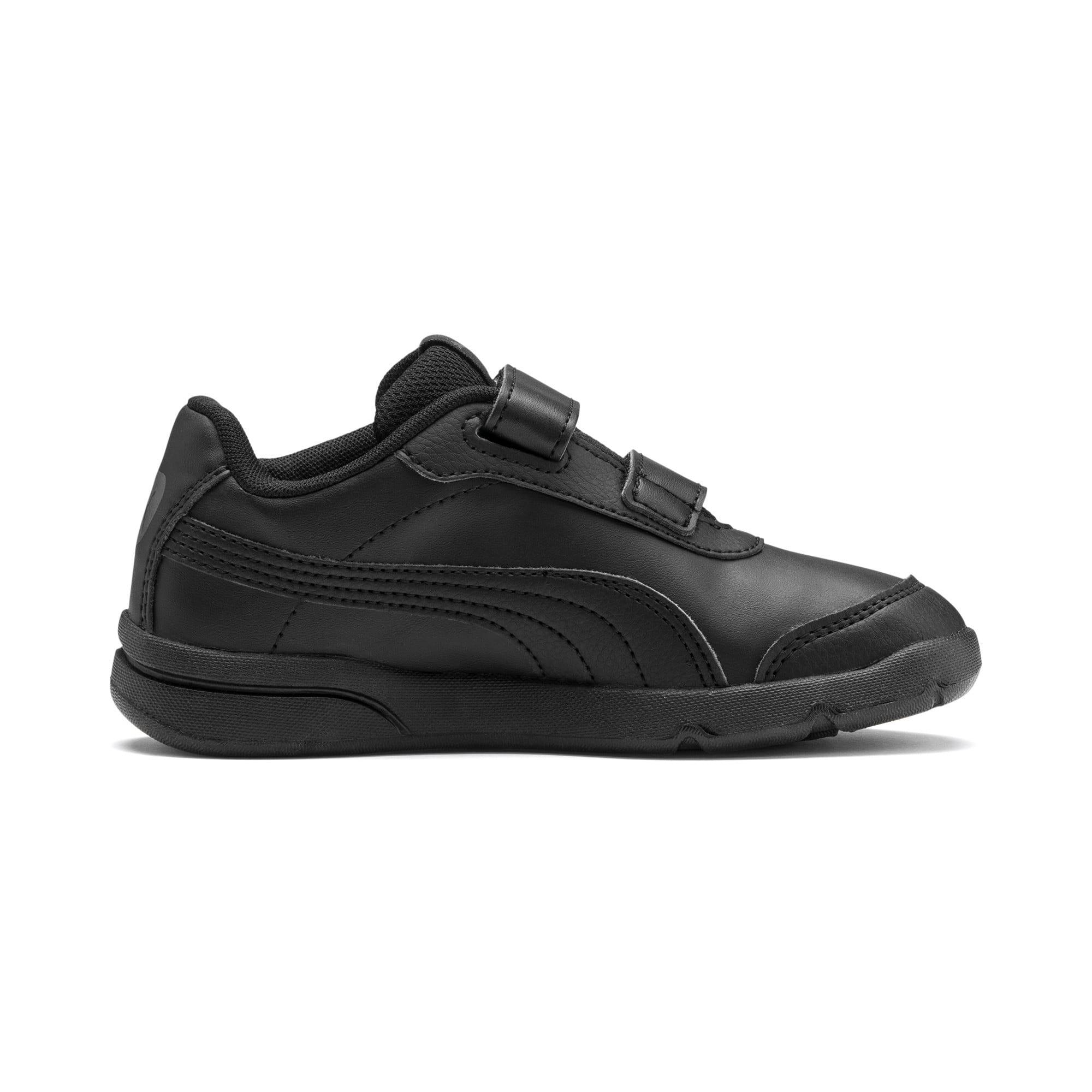 Thumbnail 5 of Stepfleex 2 SL VE V Kids Sneaker, Puma Black-Puma Black, medium