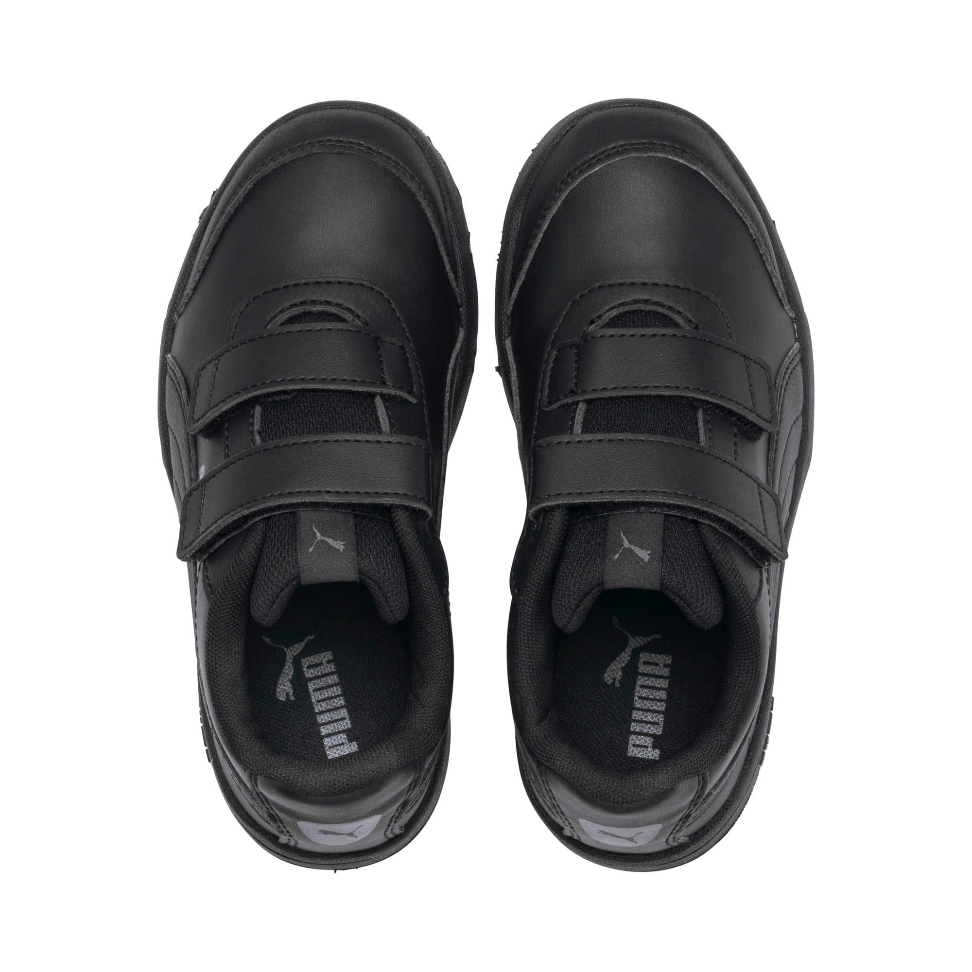 Thumbnail 6 of Stepfleex 2 SL VE V Kids Sneaker, Puma Black-Puma Black, medium