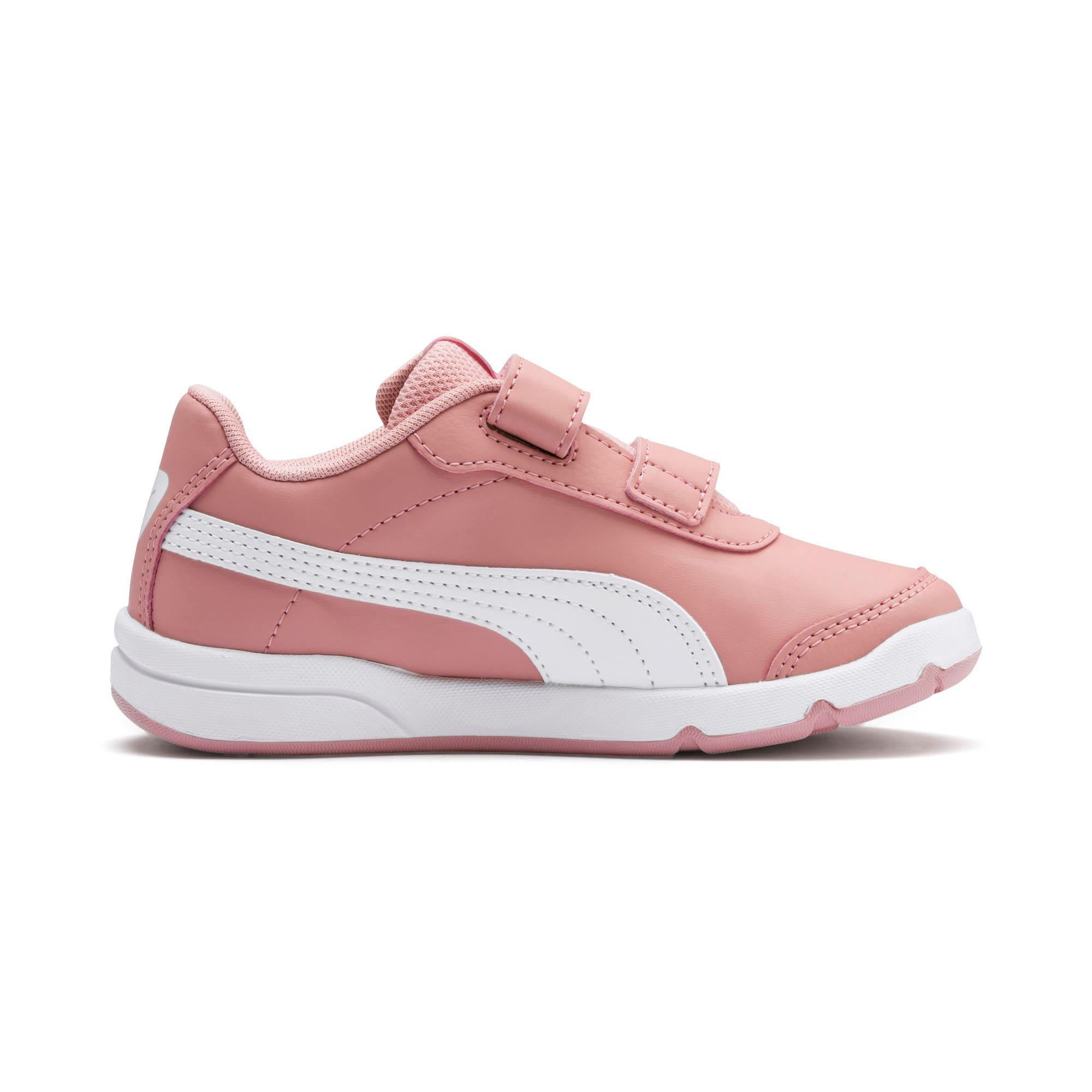 Thumbnail 5 of Stepfleex 2 SL VE V Kids Sneaker, Bridal Rose-Puma White, medium