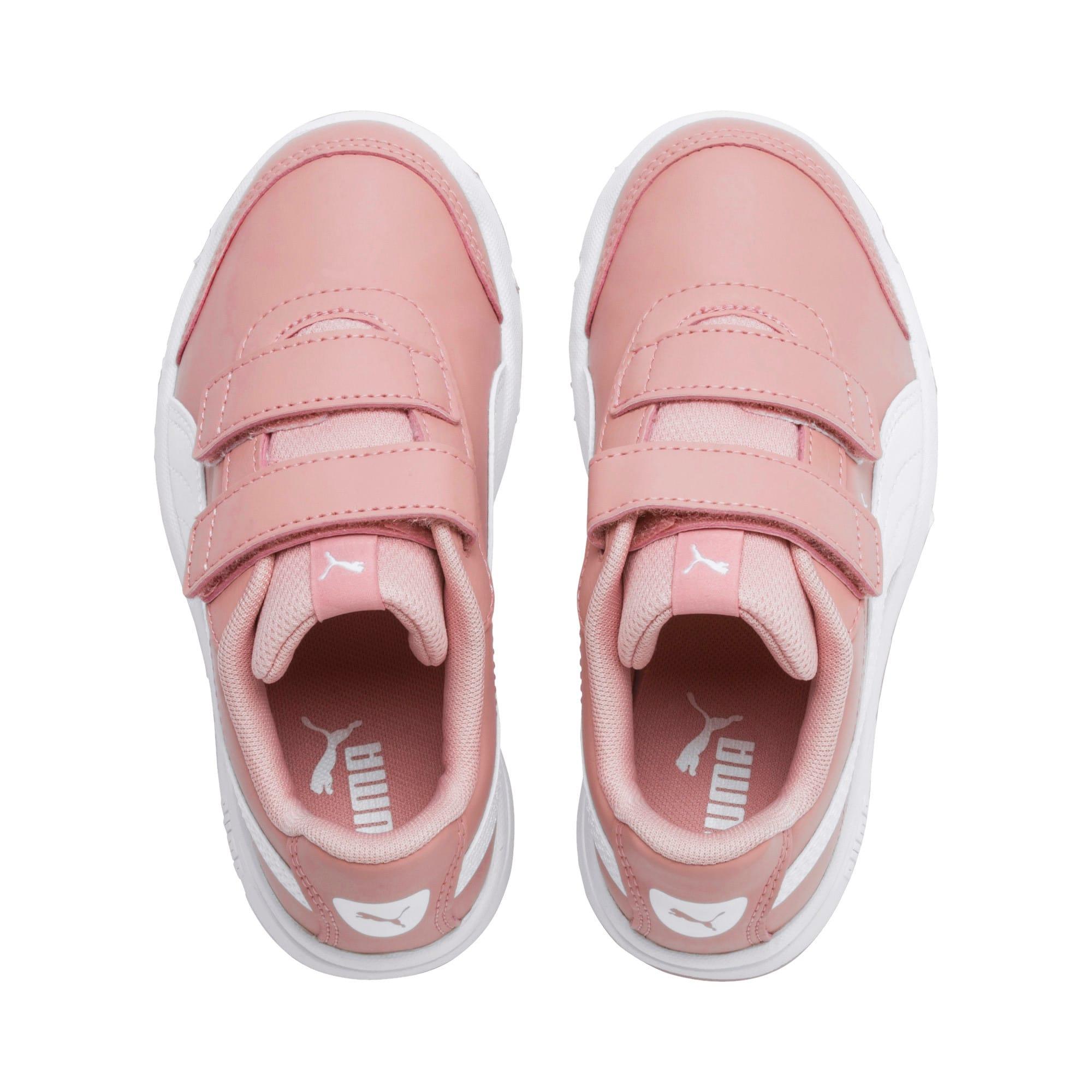 Thumbnail 6 of Stepfleex 2 SL VE V Kids Sneaker, Bridal Rose-Puma White, medium
