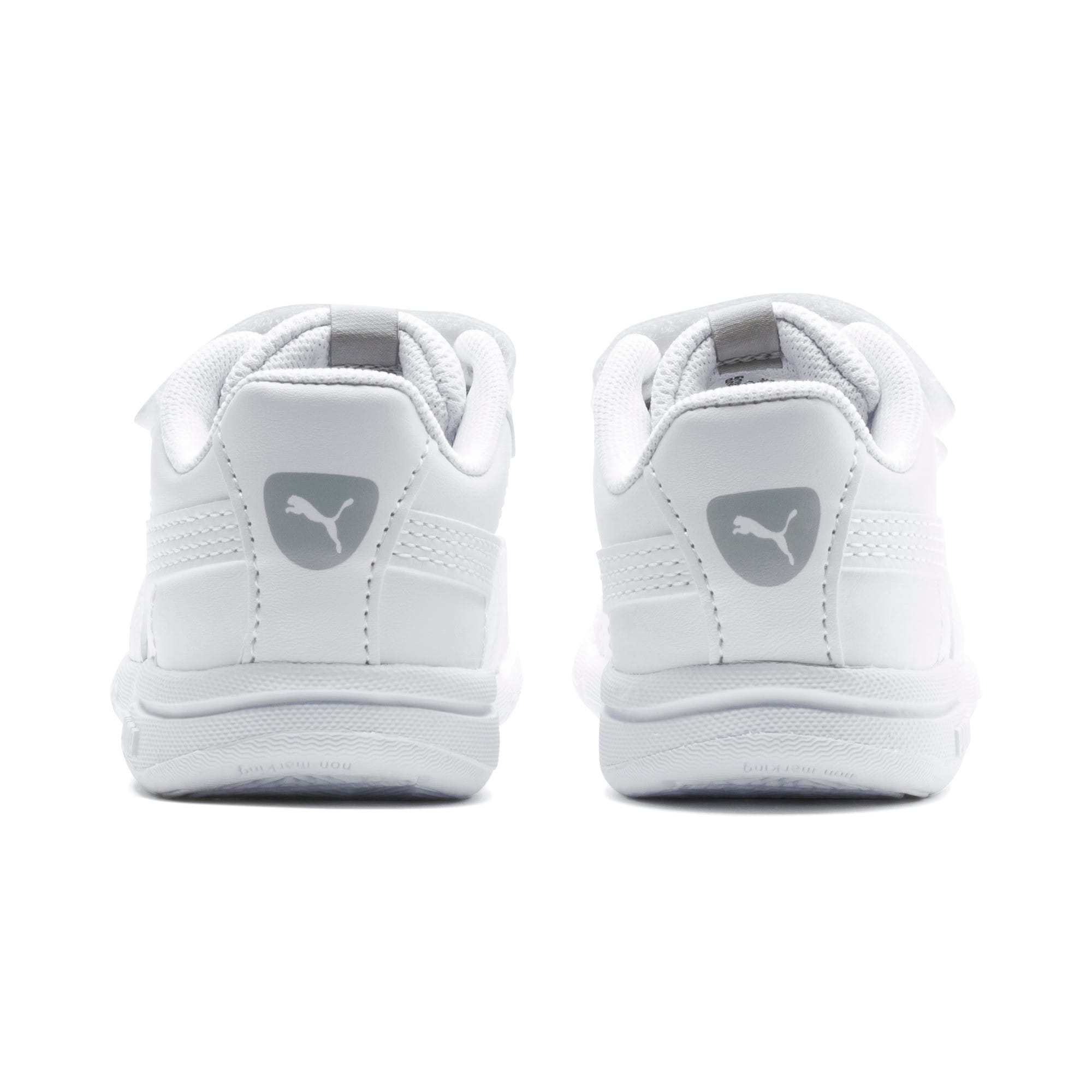 Thumbnail 3 of Stepfleex 2 SL VE V Babies Sneaker, Puma White-Puma White, medium