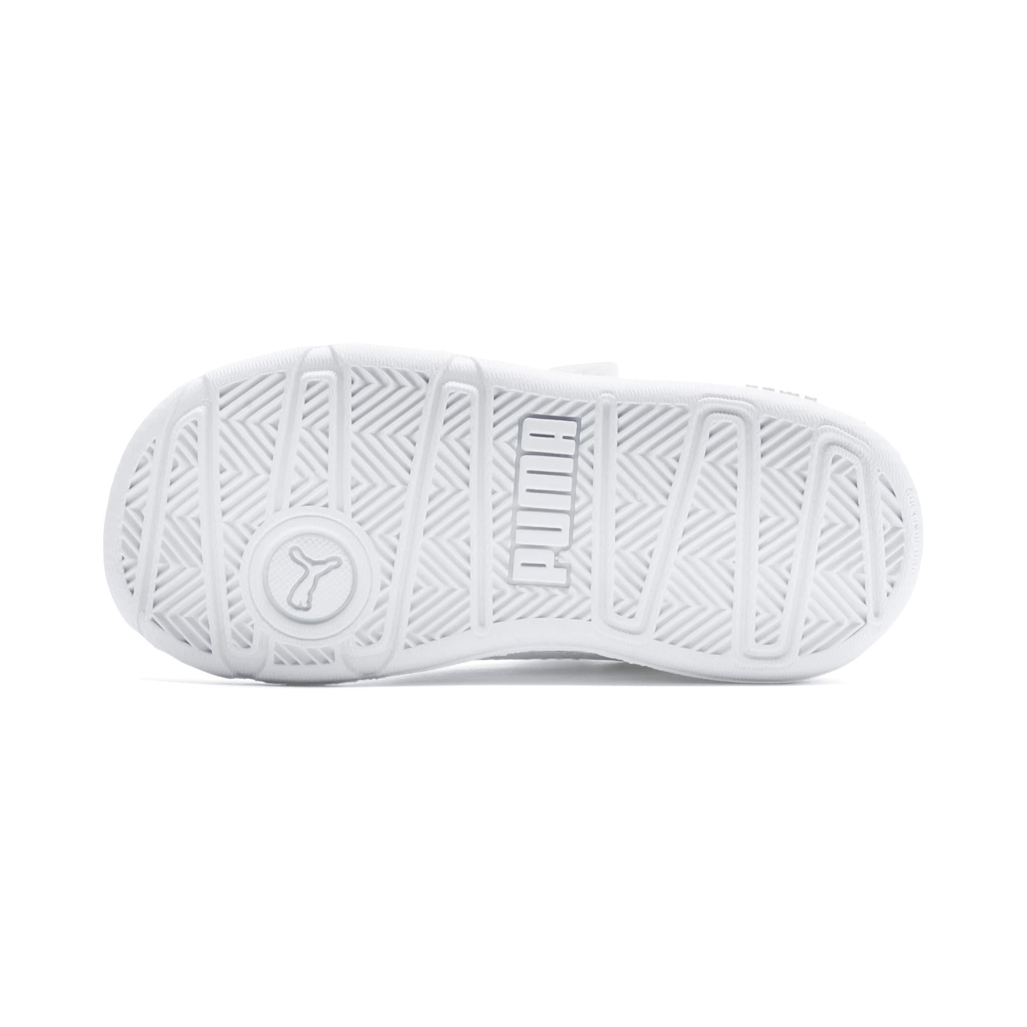 Thumbnail 4 of Stepfleex 2 SL VE V Babies Sneaker, Puma White-Puma White, medium