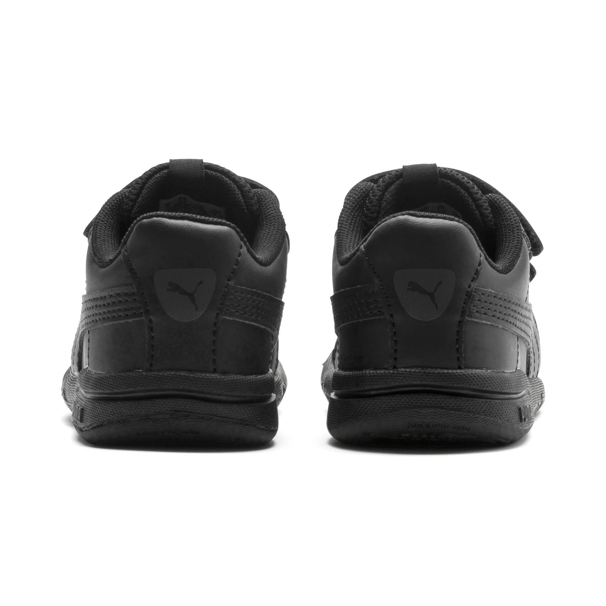 Thumbnail 3 of Stepfleex 2 SL VE V Babies' Trainers, Puma Black-Puma Black, medium
