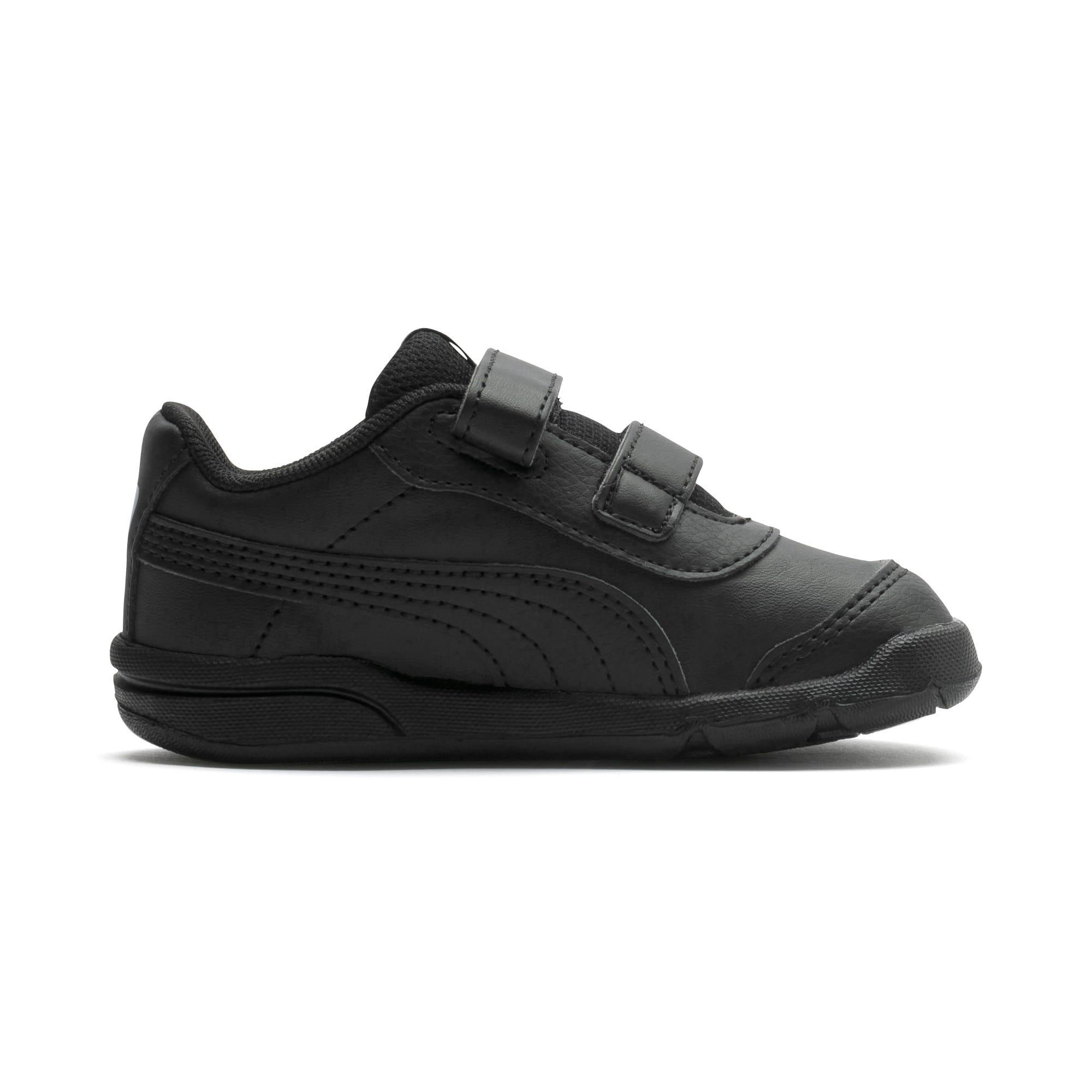 Thumbnail 5 of Stepfleex 2 SL VE V Babies' Trainers, Puma Black-Puma Black, medium