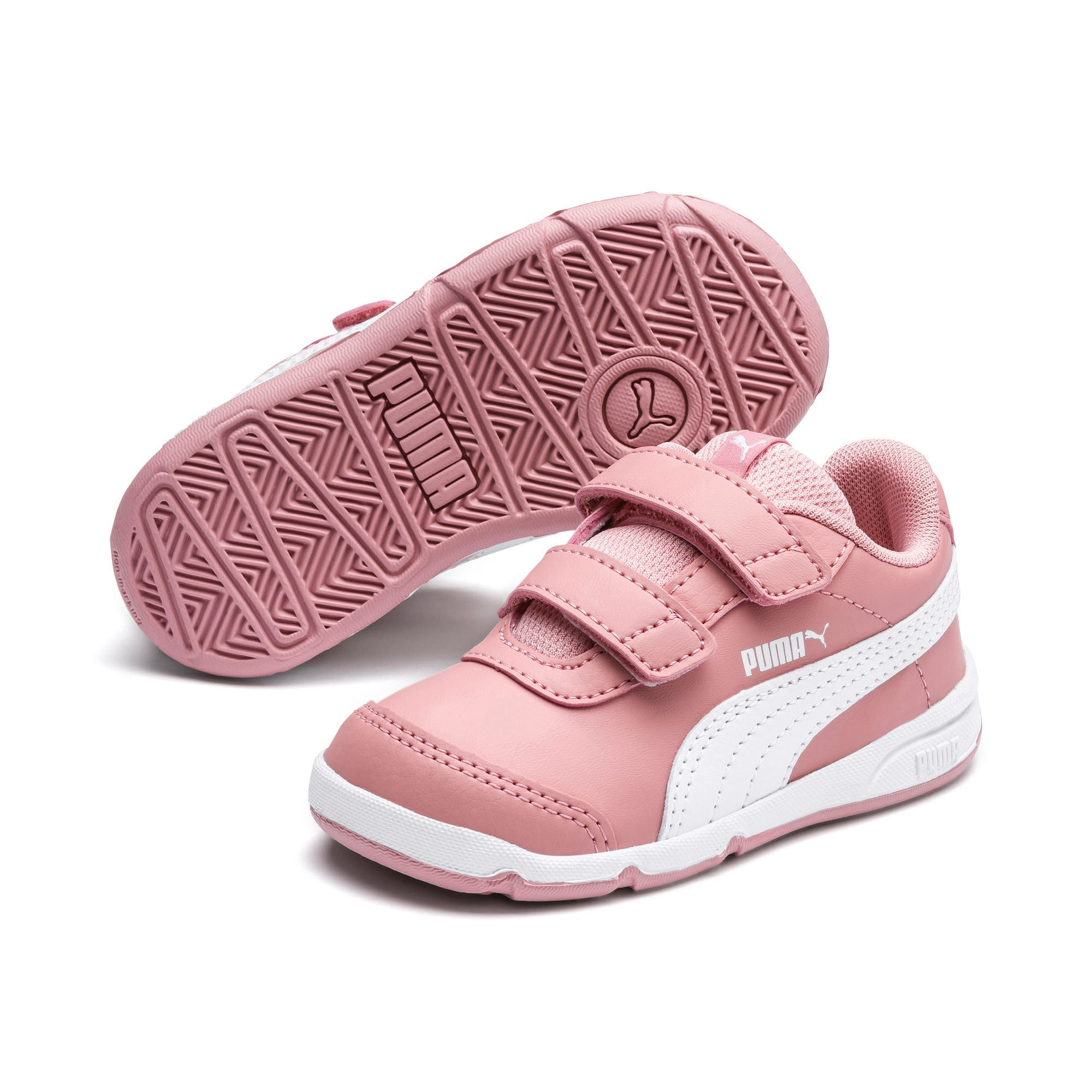 Thumbnail 2 of Basket Stepfleex 2 SL VE V pour bébé, Bridal Rose-Puma White, medium