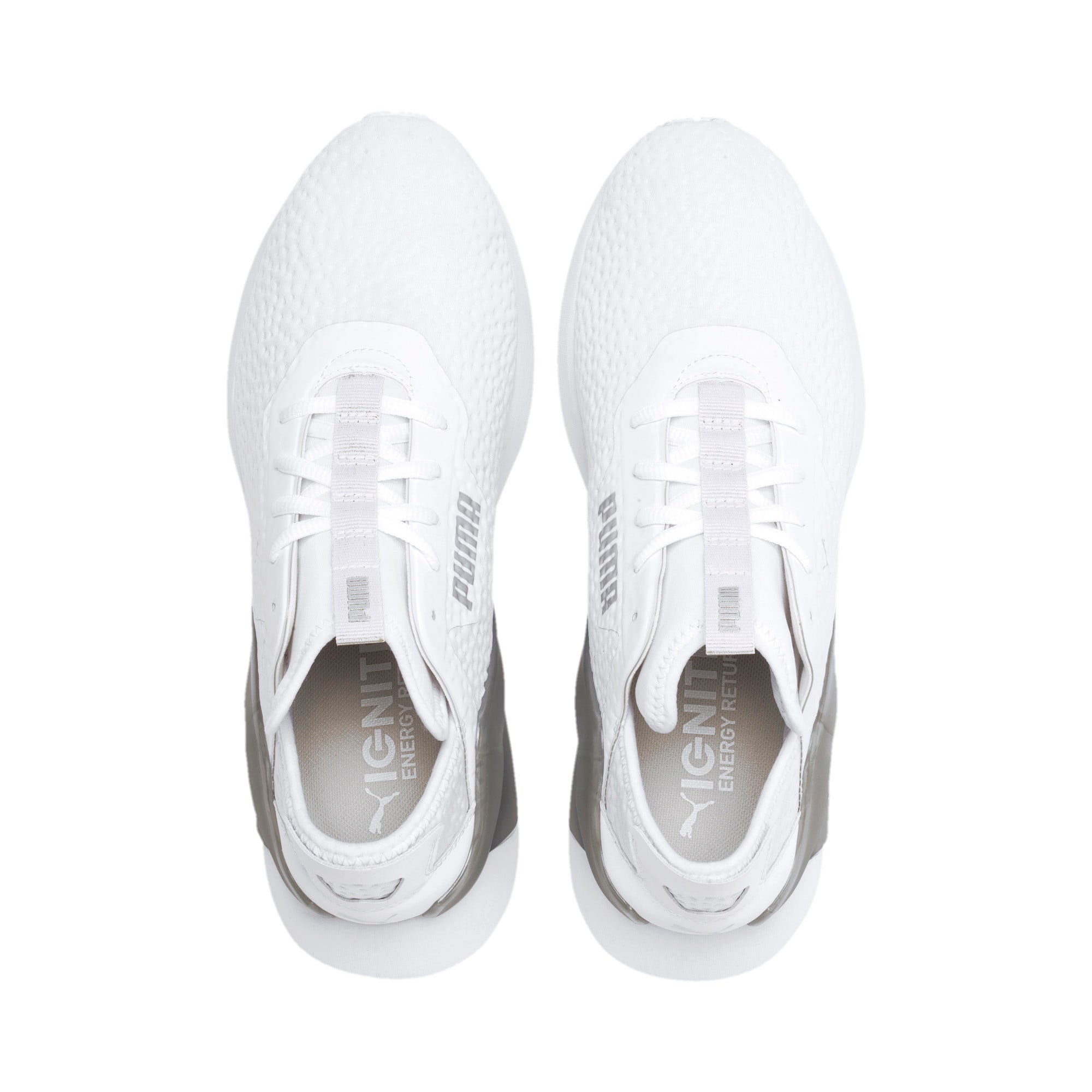 Thumbnail 7 of Rogue X Metallic Herren Sneaker, Puma White-Puma Silver, medium