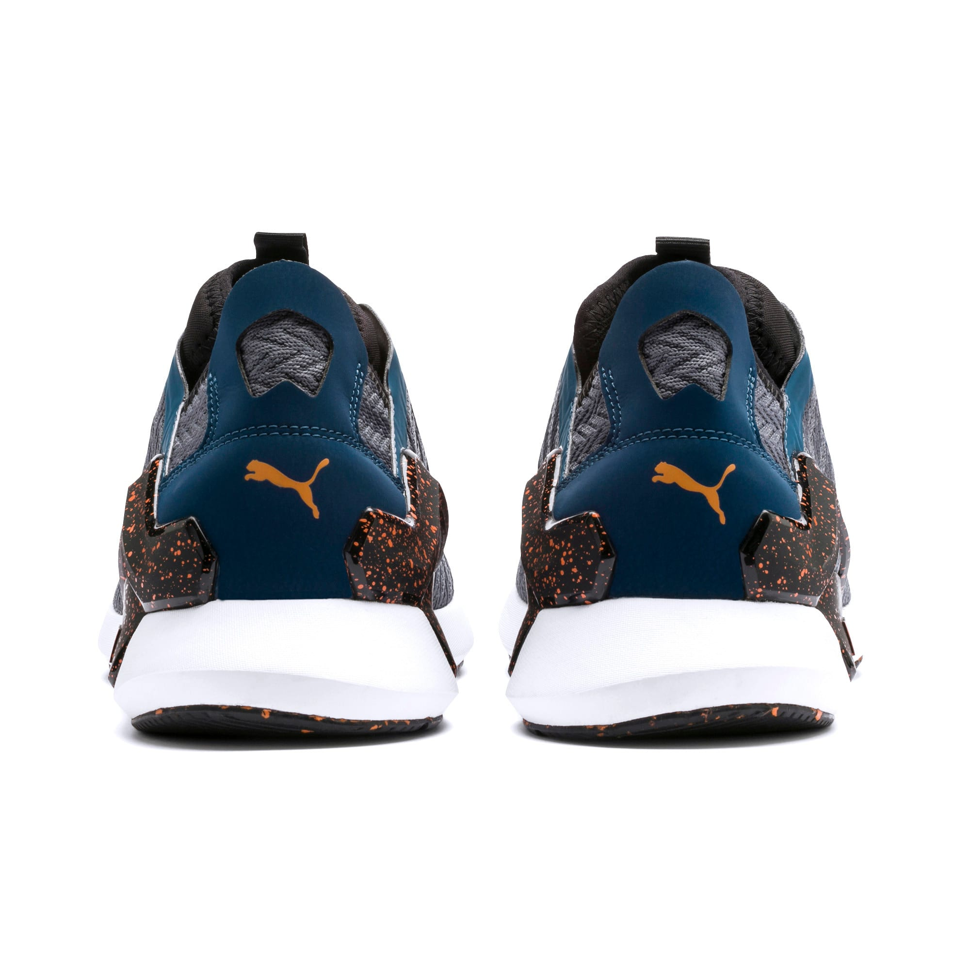 Thumbnail 4 of Rogue X Terrain Men's Training Shoes, CASTLEROCK-Gibr Sea-J Orange, medium