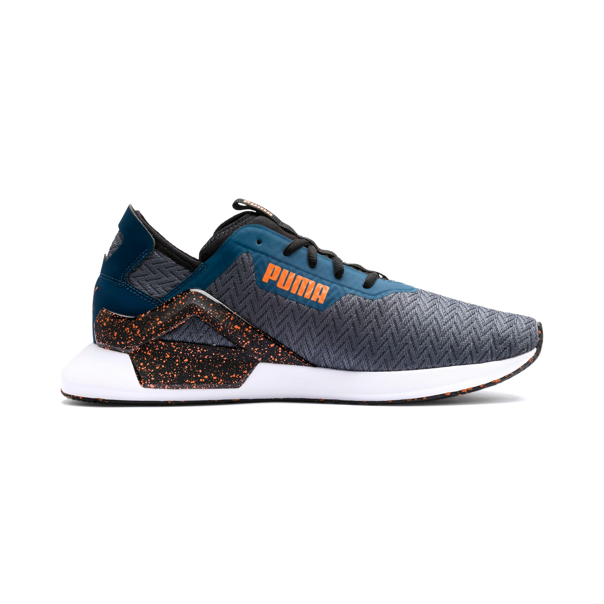 Thumbnail 6 of Rogue X Terrain Men's Training Shoes, CASTLEROCK-Gibr Sea-J Orange, medium