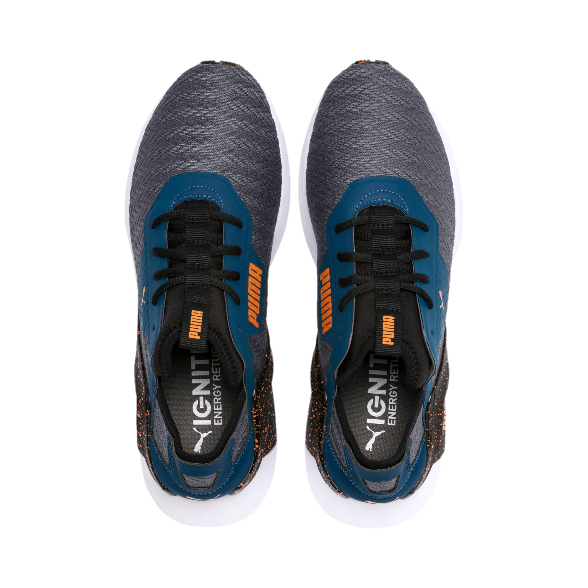 Thumbnail 7 of Rogue X Terrain Herren Sneaker, CASTLEROCK-Gibr Sea-J Orange, medium