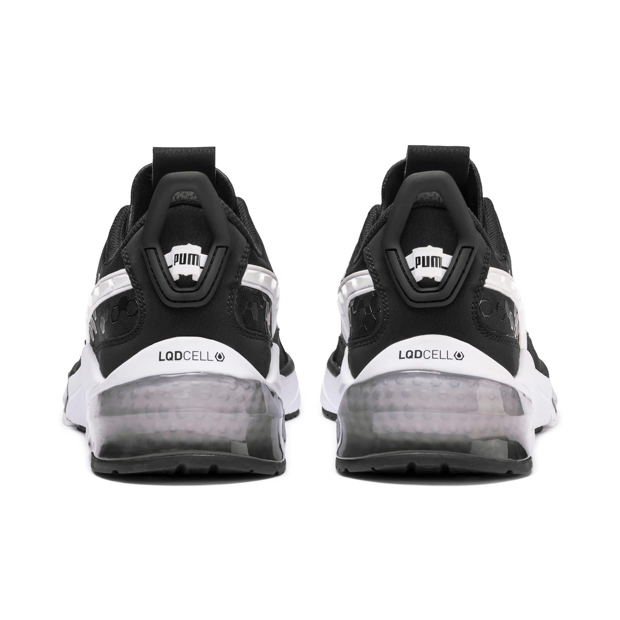 Thumbnail 4 of LQDCELL Optic Training Shoes, Puma Black-Puma White, medium
