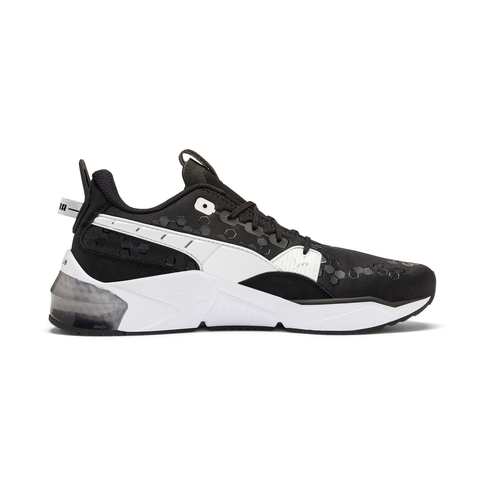 Thumbnail 6 of LQDCELL Optic Training Shoes, Puma Black-Puma White, medium