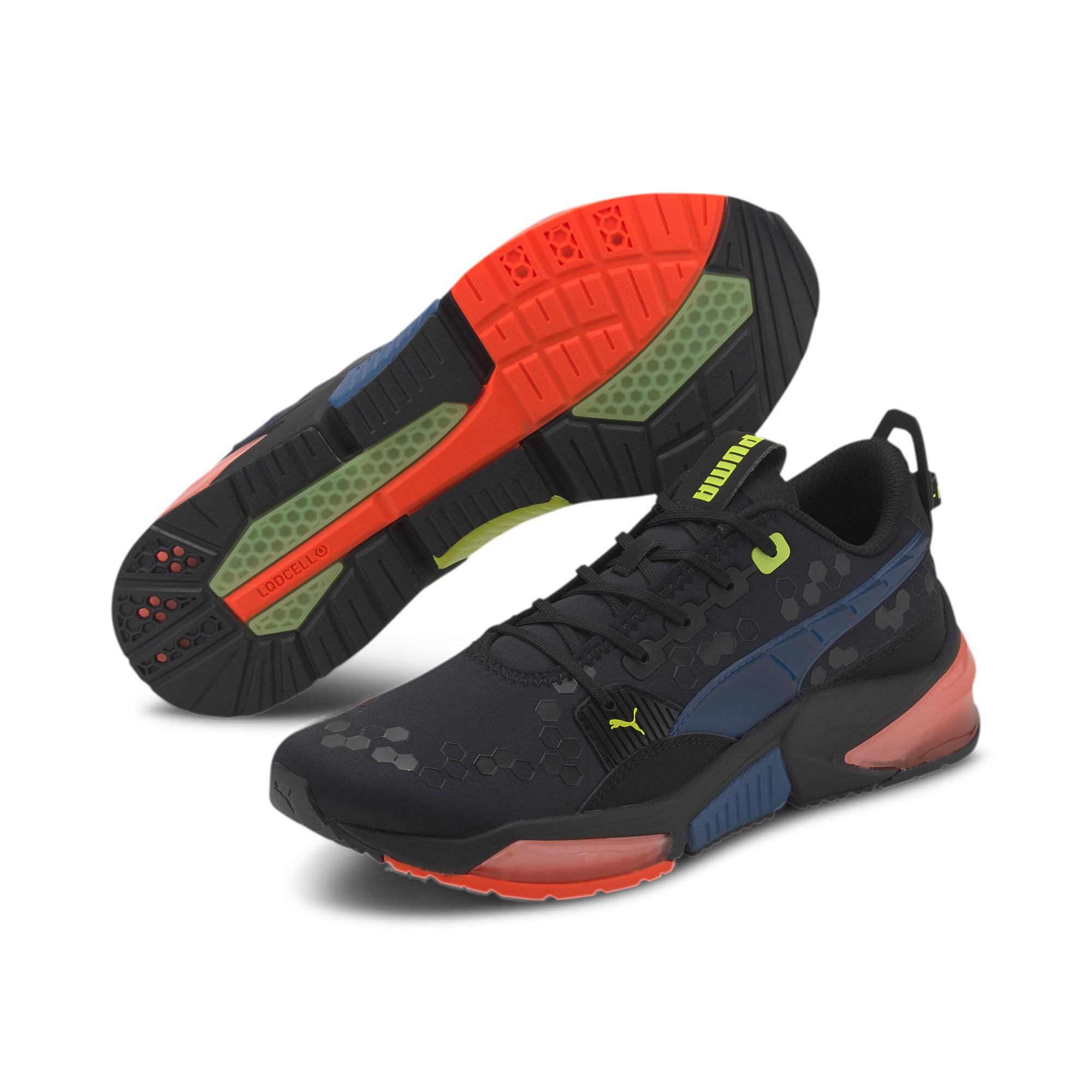 Thumbnail 2 of LQDCELL Optic Training Shoes, Puma Black, medium
