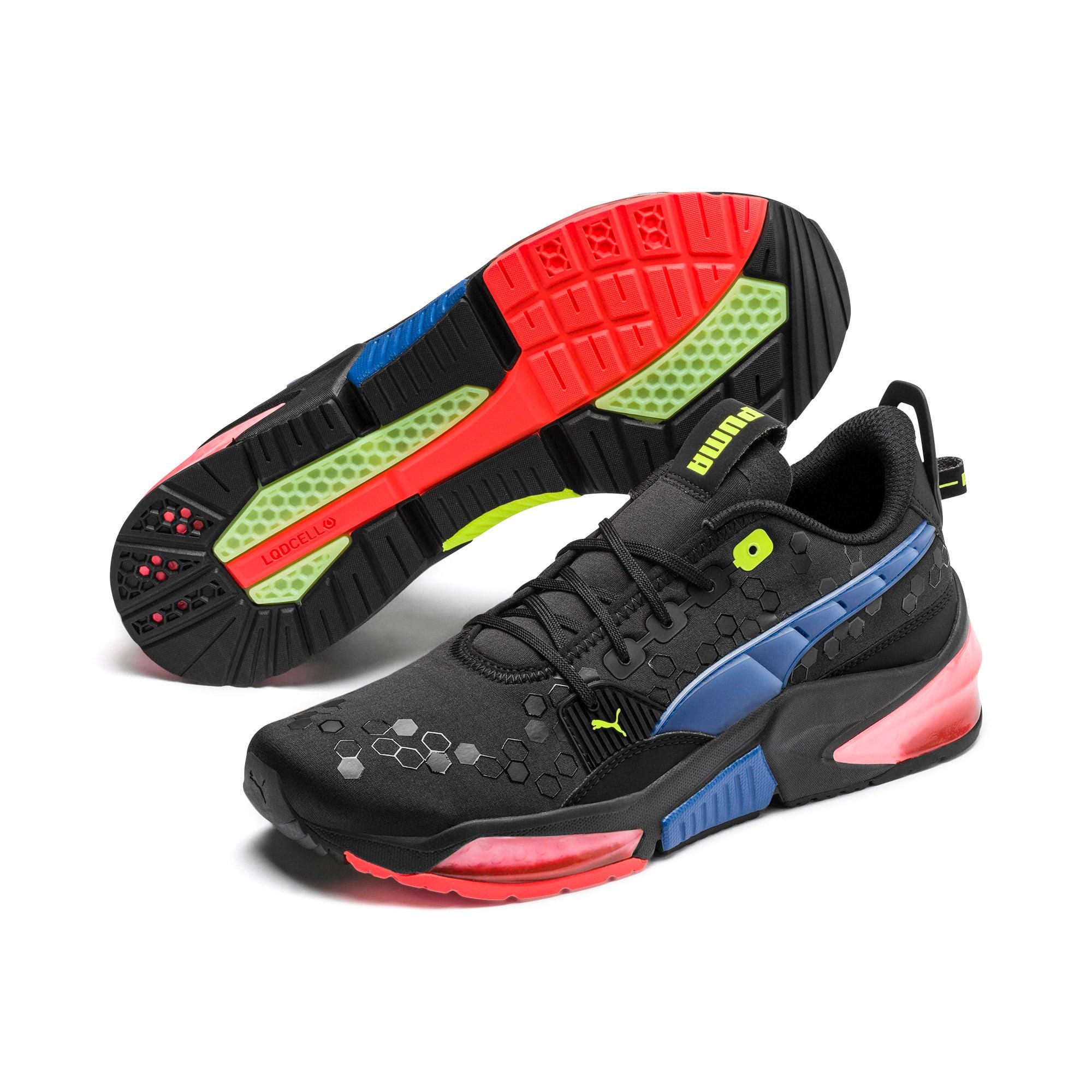 Thumbnail 1 of LQDCELL Optic Training Shoes, Puma Black, medium