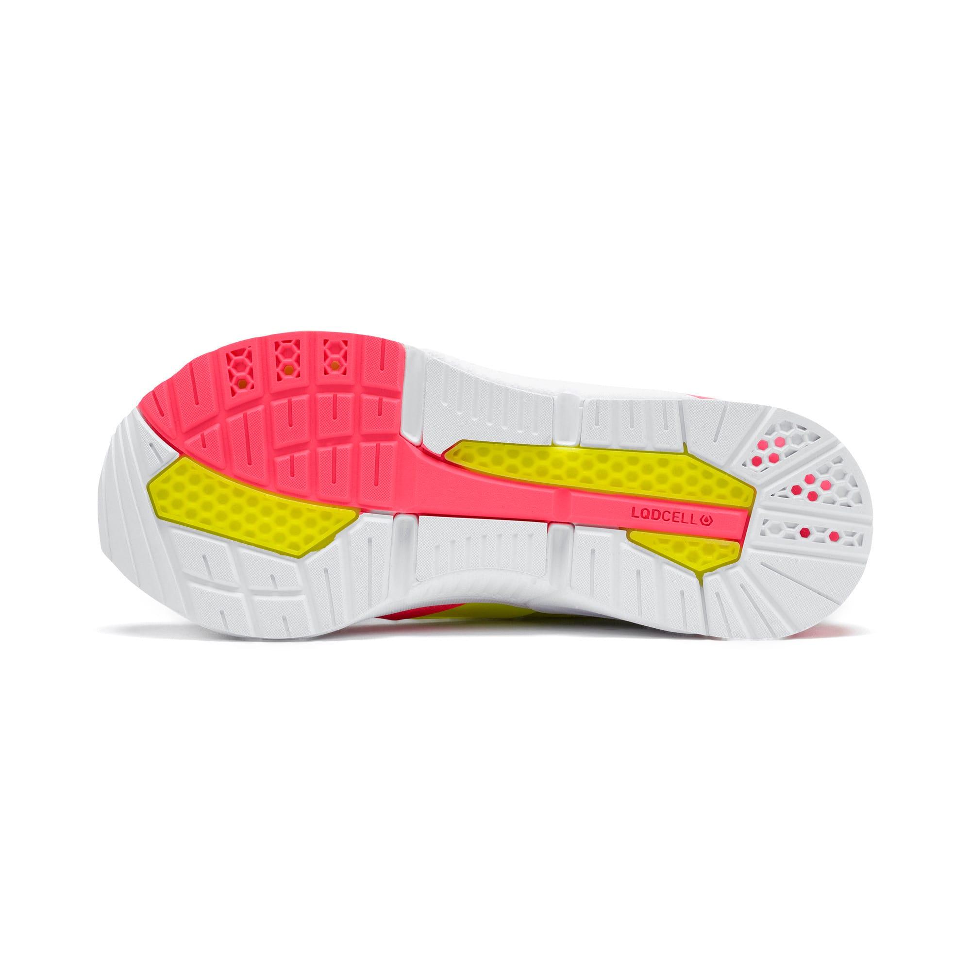 Thumbnail 5 of LQDCELL Optic Training Shoes, Puma White-Y Alert-Pin Alert, medium