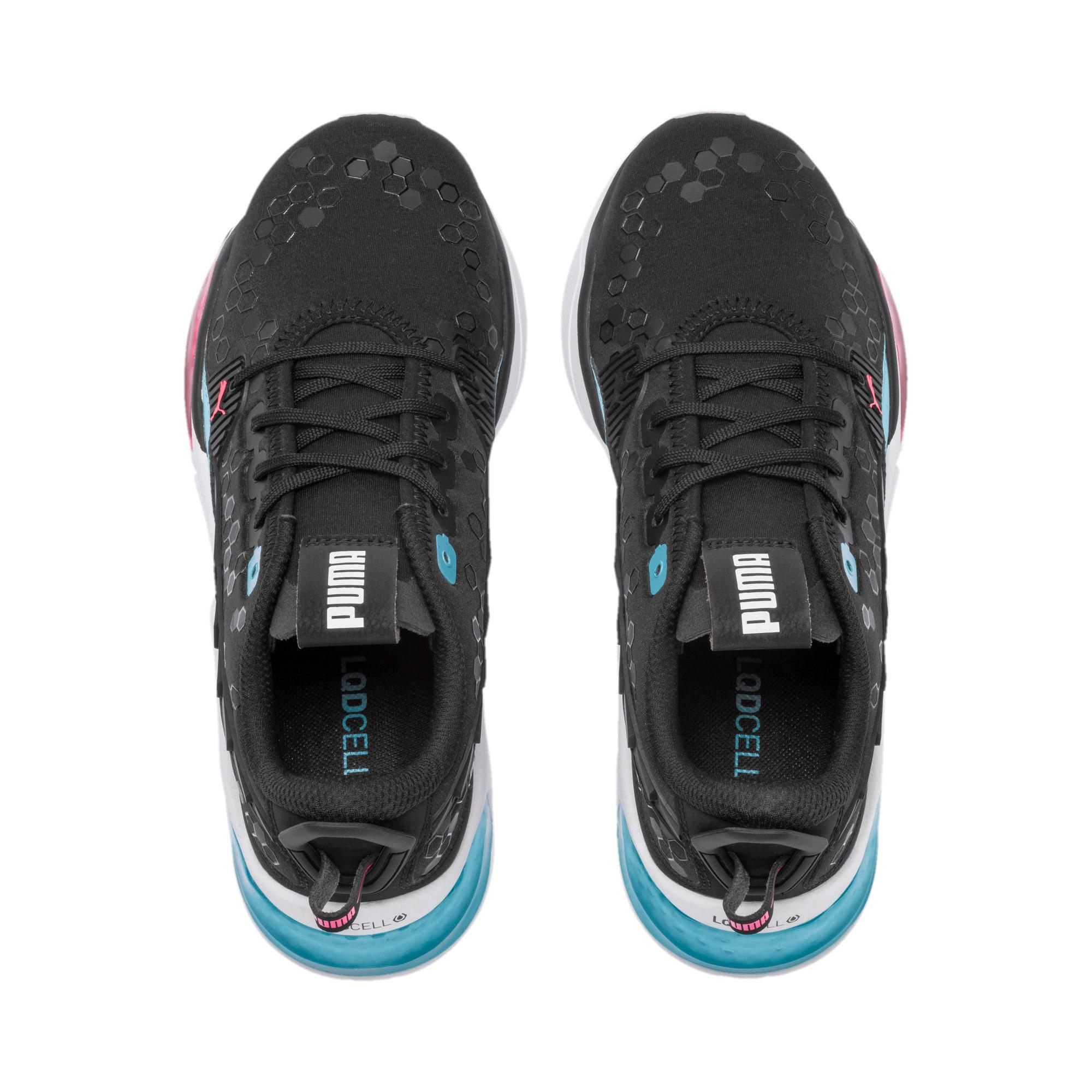 Thumbnail 7 of LQDCELL Optic Training Shoes, Puma Black-M Blue-Pink Alert, medium