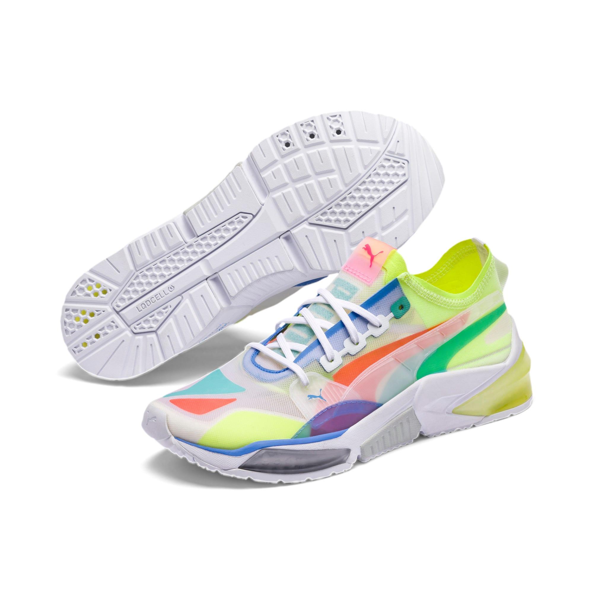 Thumbnail 3 of LQDCELL Optic Sheer Men's Training Shoes, Puma White, medium