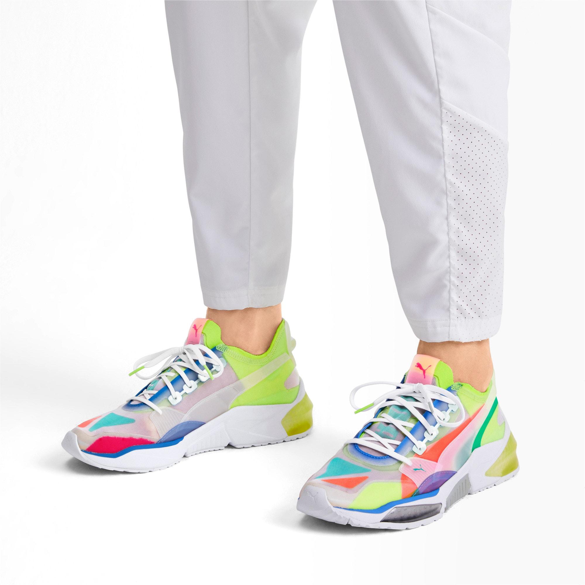 Thumbnail 2 of LQDCELL Optic Sheer Men's Training Shoes, Puma White, medium