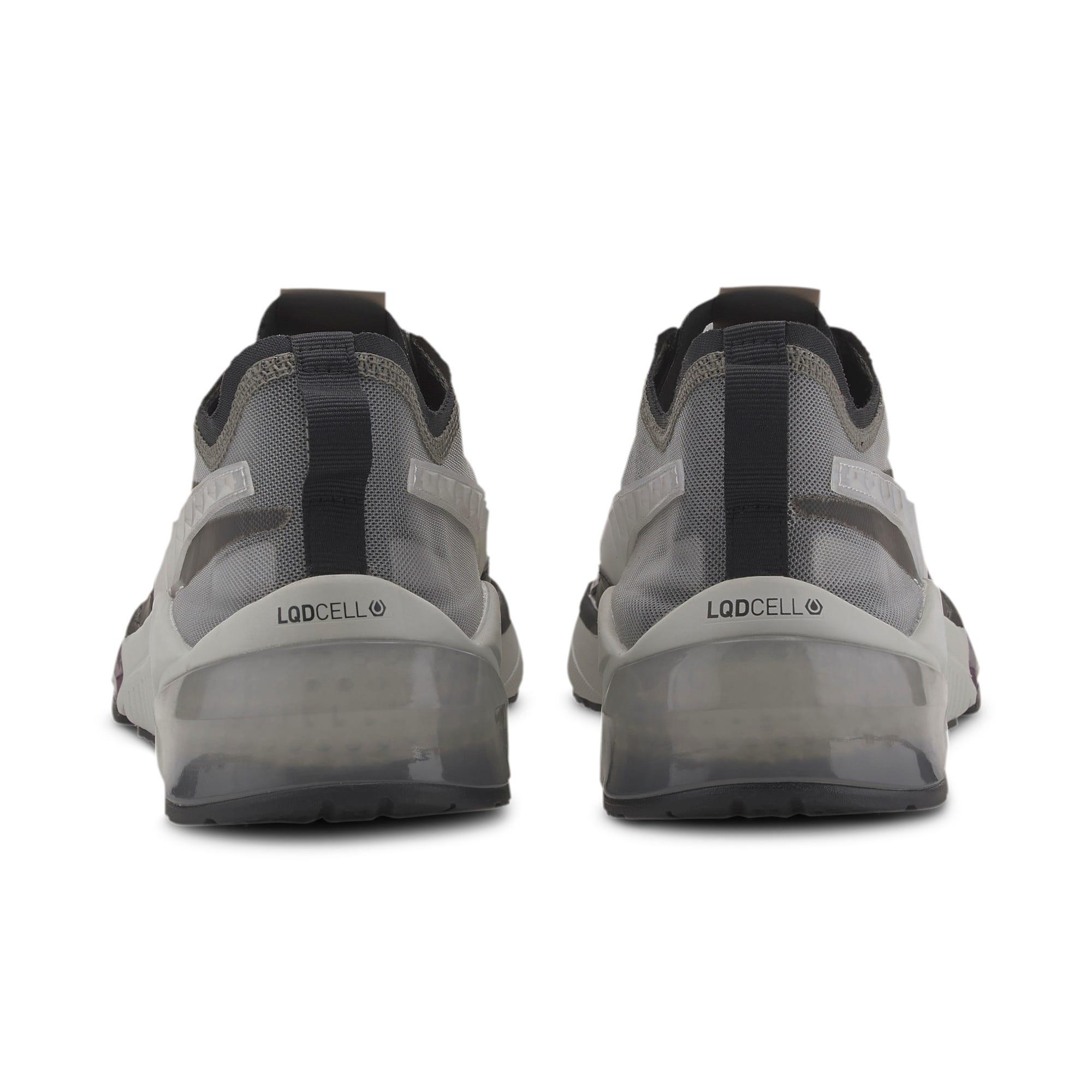 Thumbnail 3 of LQDCELL Optic Sheer Men's Training Shoes, Gray Violet-Puma Black, medium
