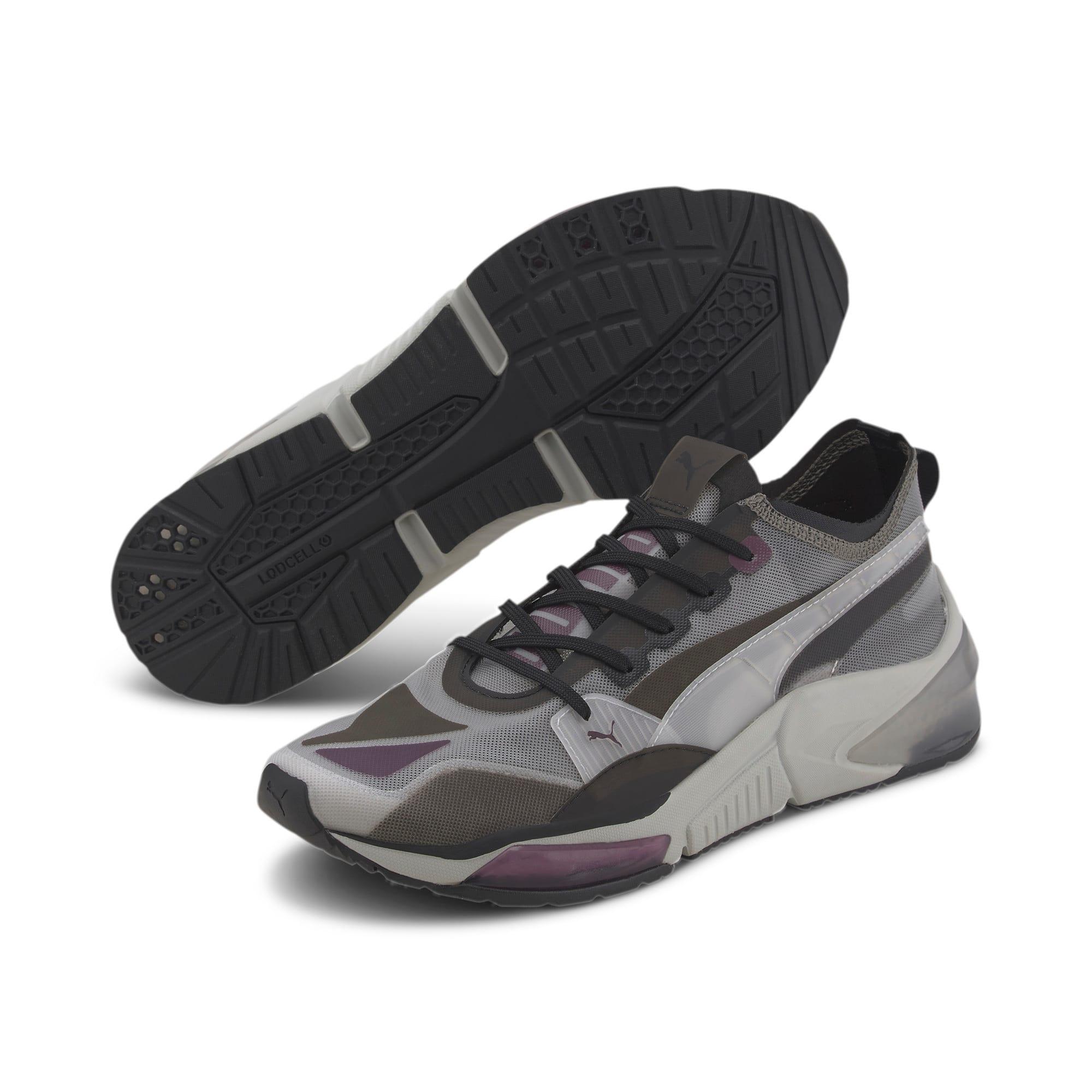 Thumbnail 2 of LQDCELL Optic Sheer Men's Training Shoes, Gray Violet-Puma Black, medium