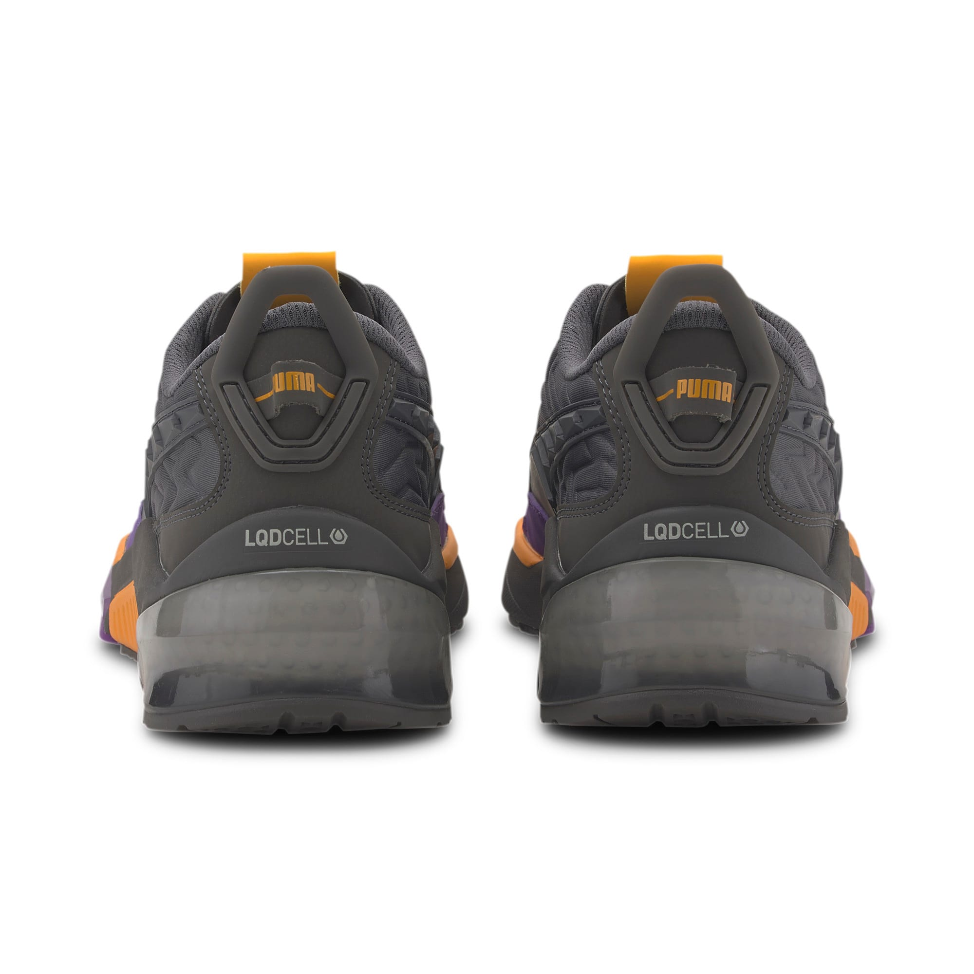 Thumbnail 3 of LQDCELL Optic Rave Men's Running Shoes, CASTLEROCK-Purple Glimmer, medium