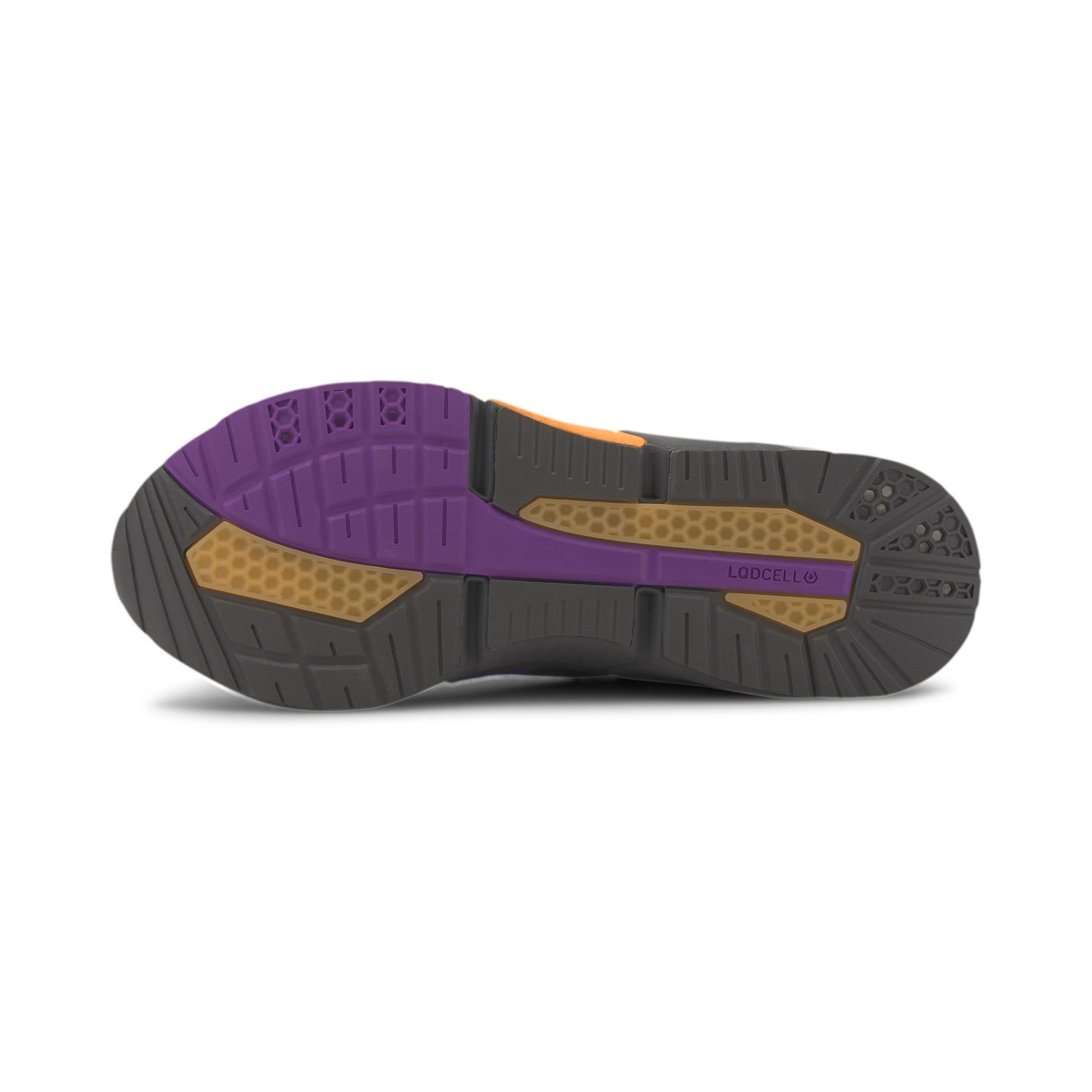 Thumbnail 4 of LQDCELL Optic Rave Men's Running Shoes, CASTLEROCK-Purple Glimmer, medium