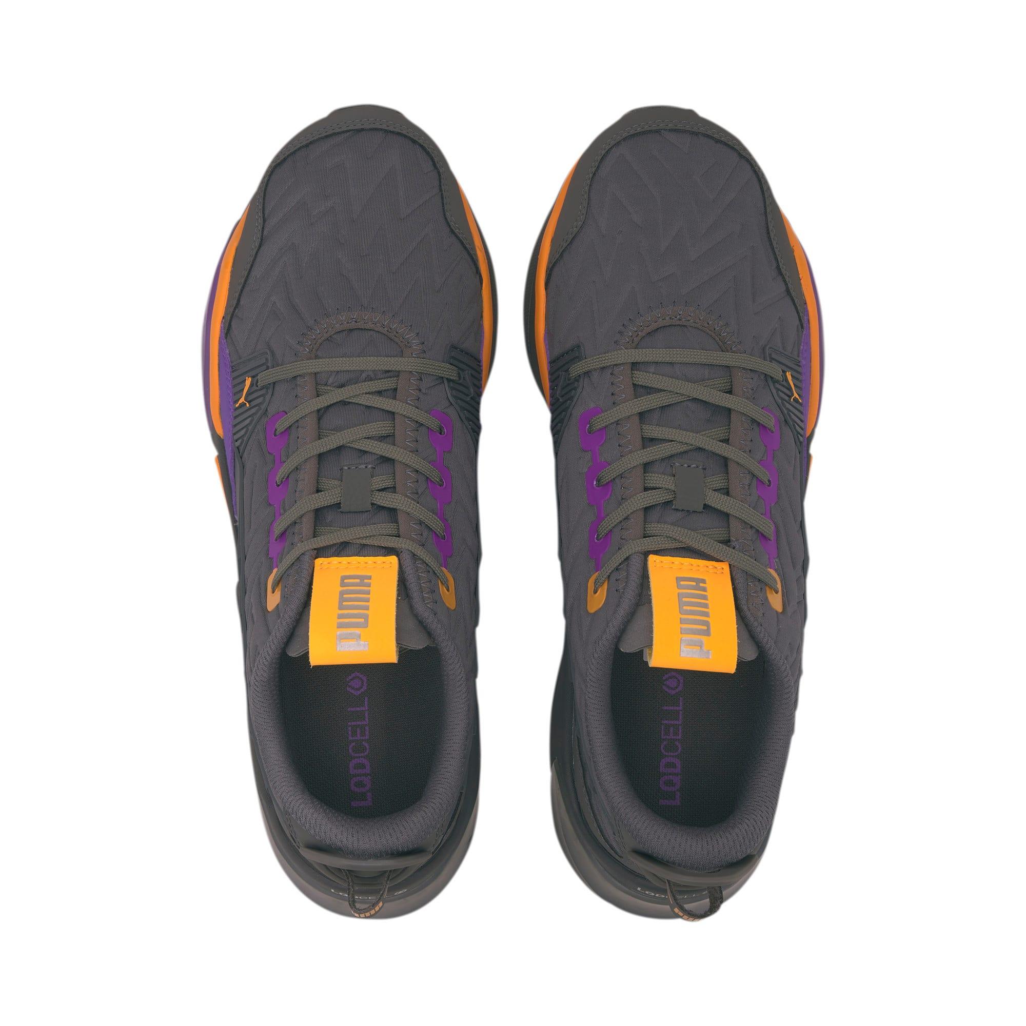 Thumbnail 6 of LQDCELL Optic Rave Men's Running Shoes, CASTLEROCK-Purple Glimmer, medium