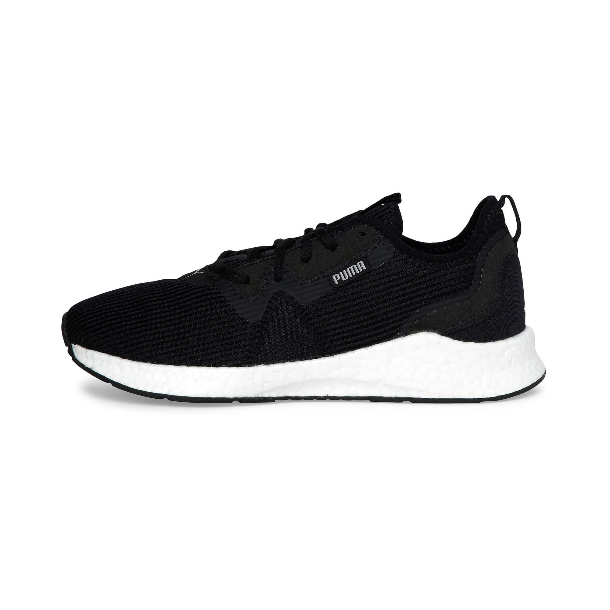 Thumbnail 1 of NRGY Star Femme Women's Running Shoes, Black-Silver-White, medium-IND