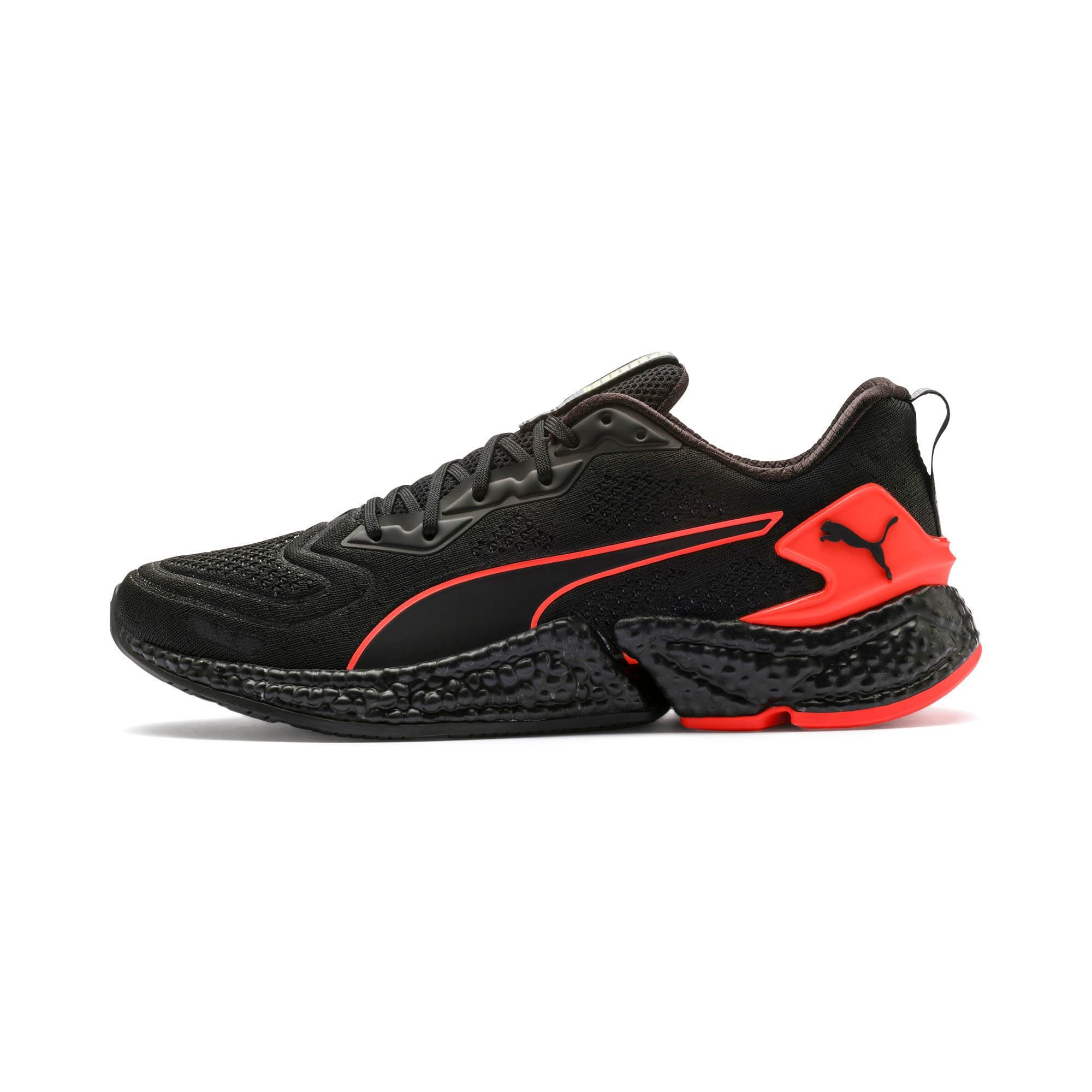 Thumbnail 1 of HYBRID SPEED Orbiter Men's Running Shoes, Black-Nrgy Red-Yellow, medium