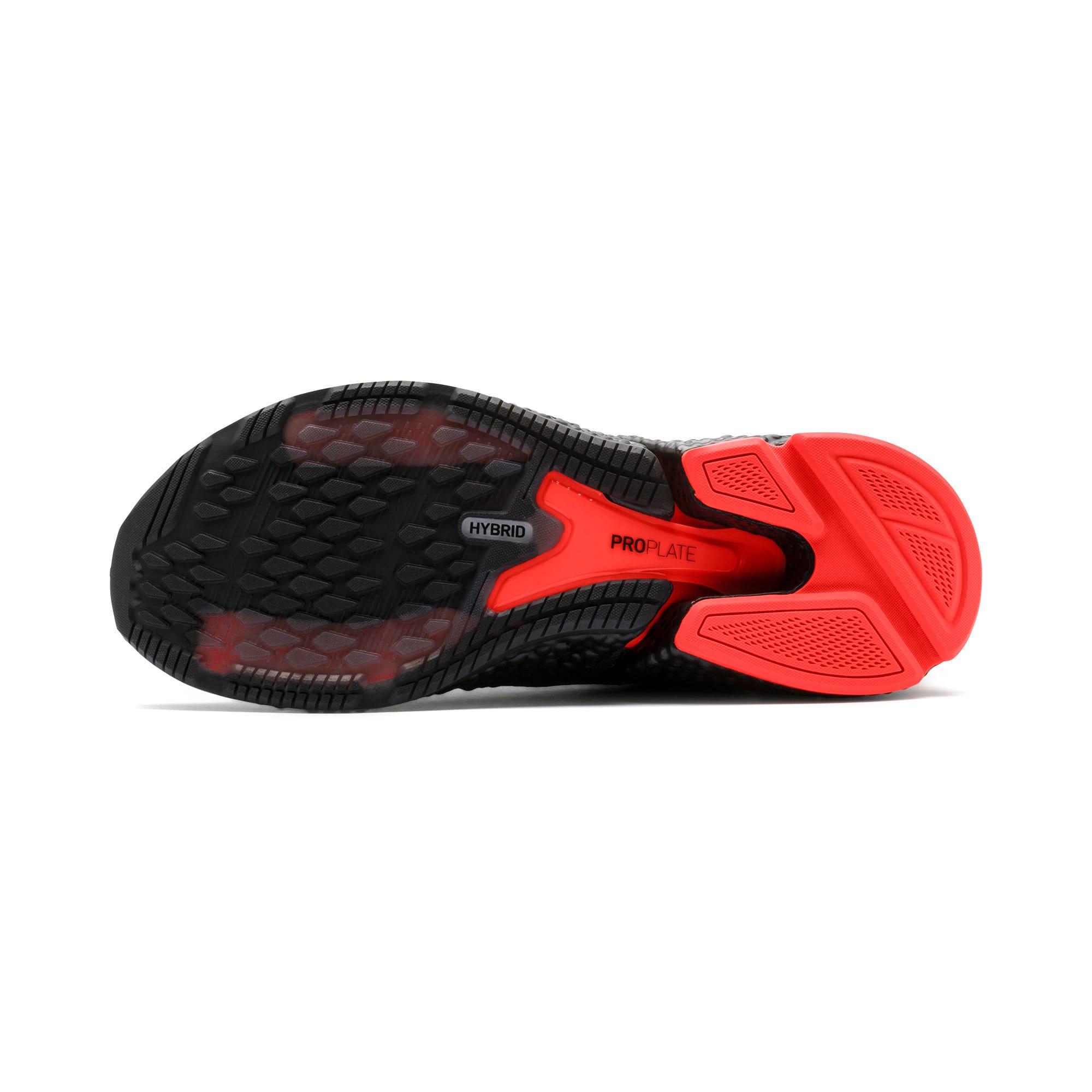 Thumbnail 5 of HYBRID SPEED Orbiter Men's Running Shoes, Black-Nrgy Red-Yellow, medium