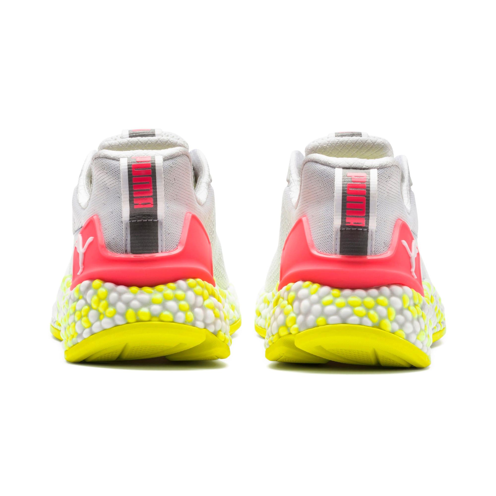 Thumbnail 4 van HYBRID SPEED Orbiter hardloopschoenen voor vrouwen, Puma White-Yellow Alert, medium