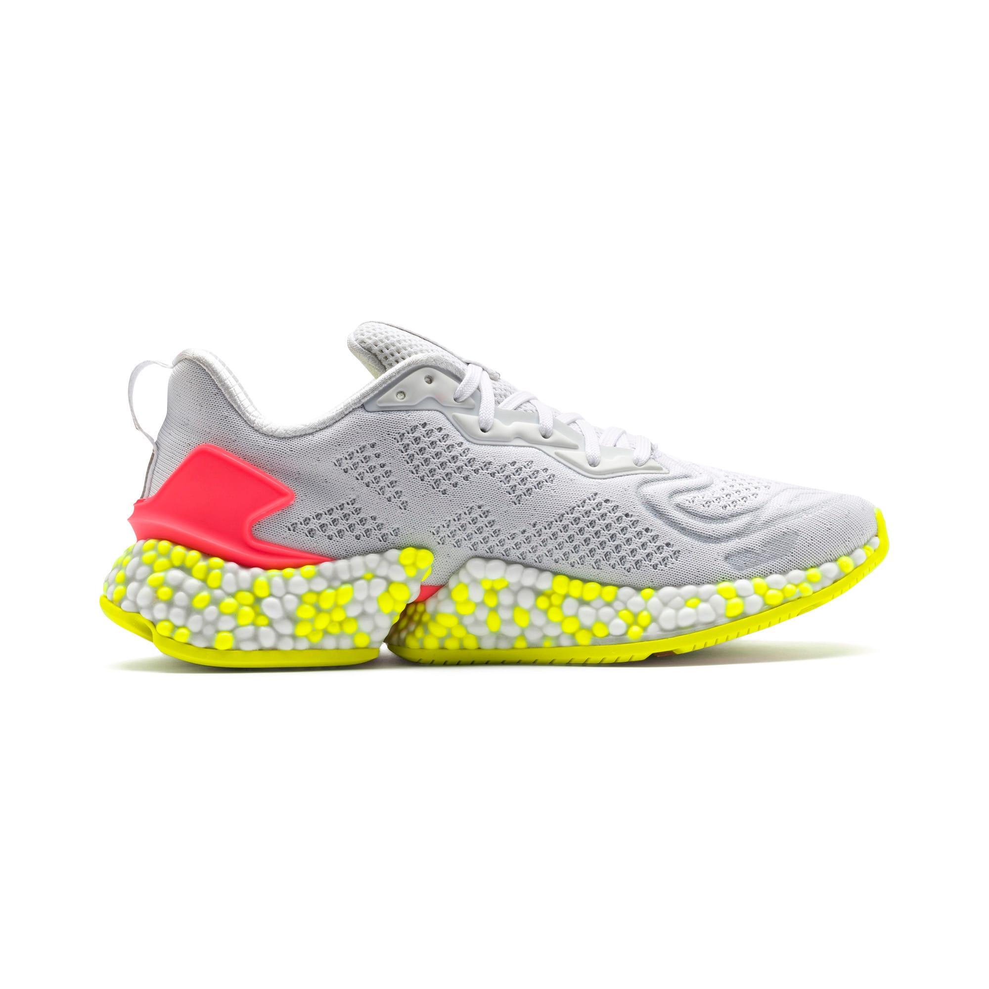 Miniatura 6 de Zapatos para correr SPEED Orbiter para mujer, Puma White-Yellow Alert, mediano