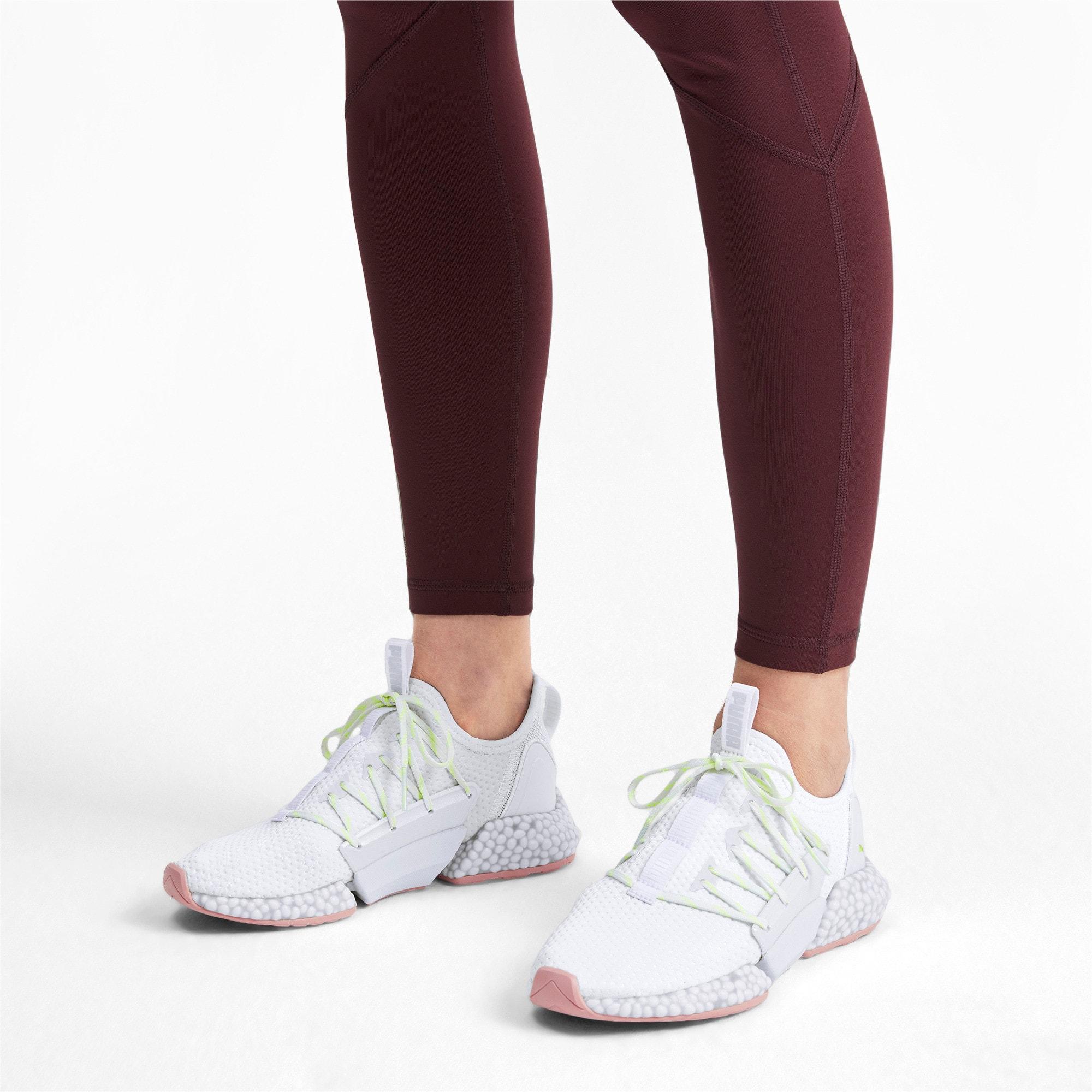 Thumbnail 3 of HYBRID Rocket Aero Women's Running Shoes, Puma White-Bridal Rose, medium