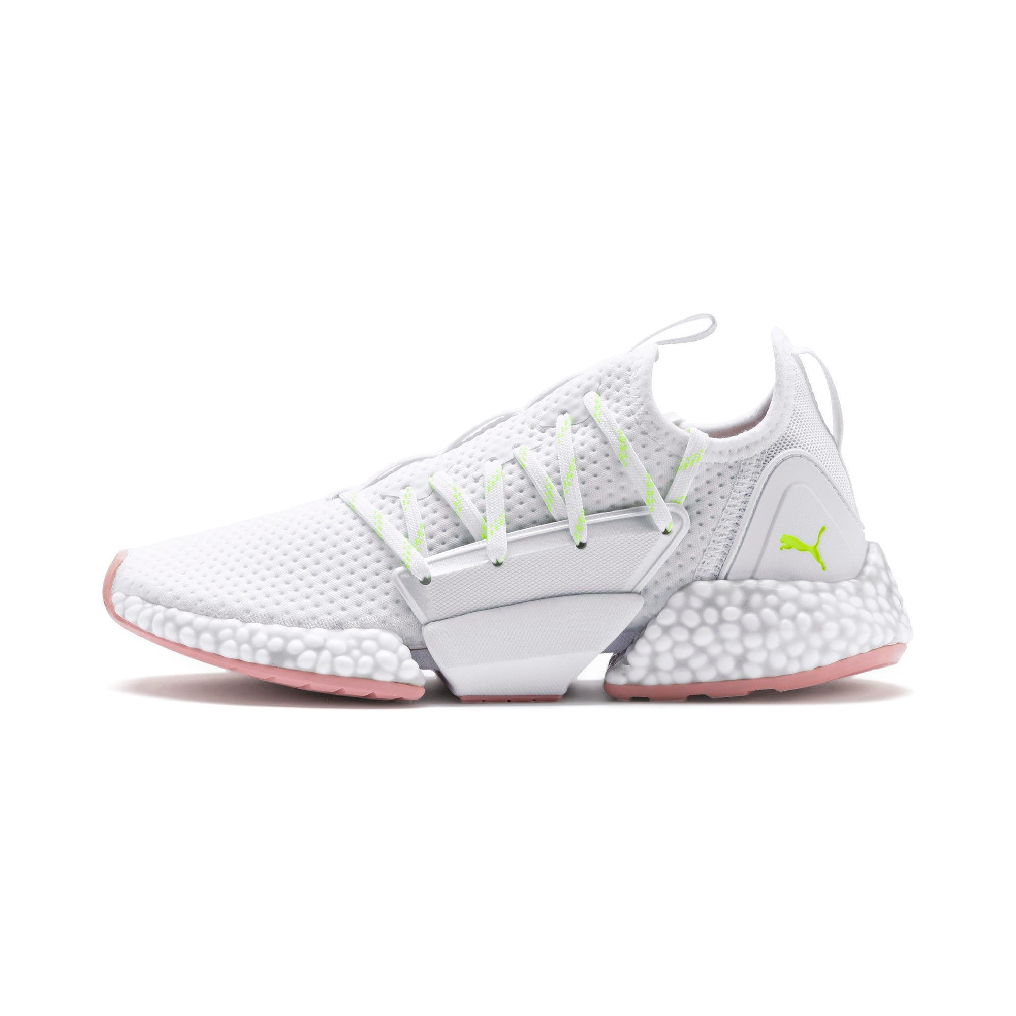 Thumbnail 1 of HYBRID Rocket Aero Women's Running Shoes, Puma White-Bridal Rose, medium