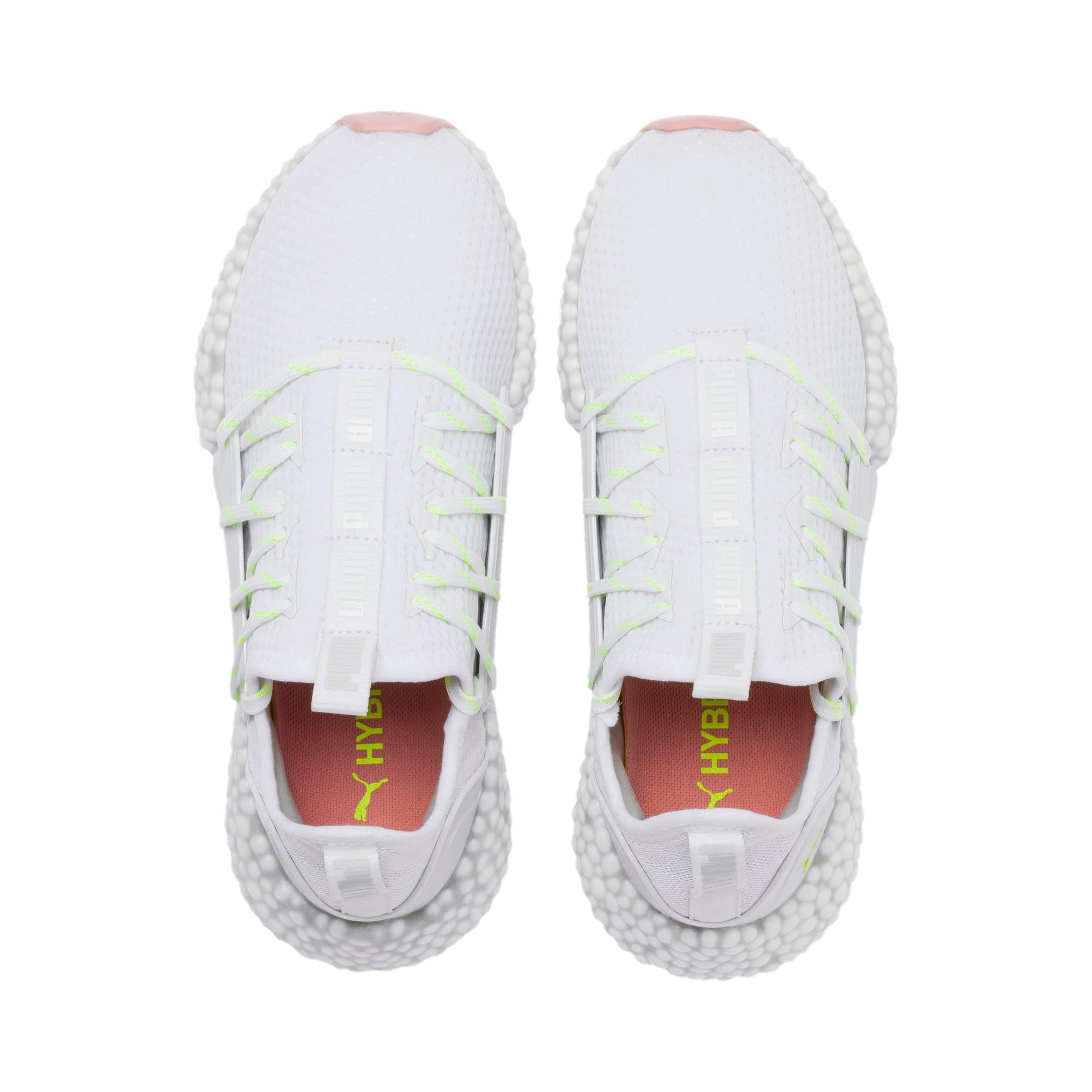 Thumbnail 7 of HYBRID Rocket Aero Women's Running Shoes, Puma White-Bridal Rose, medium