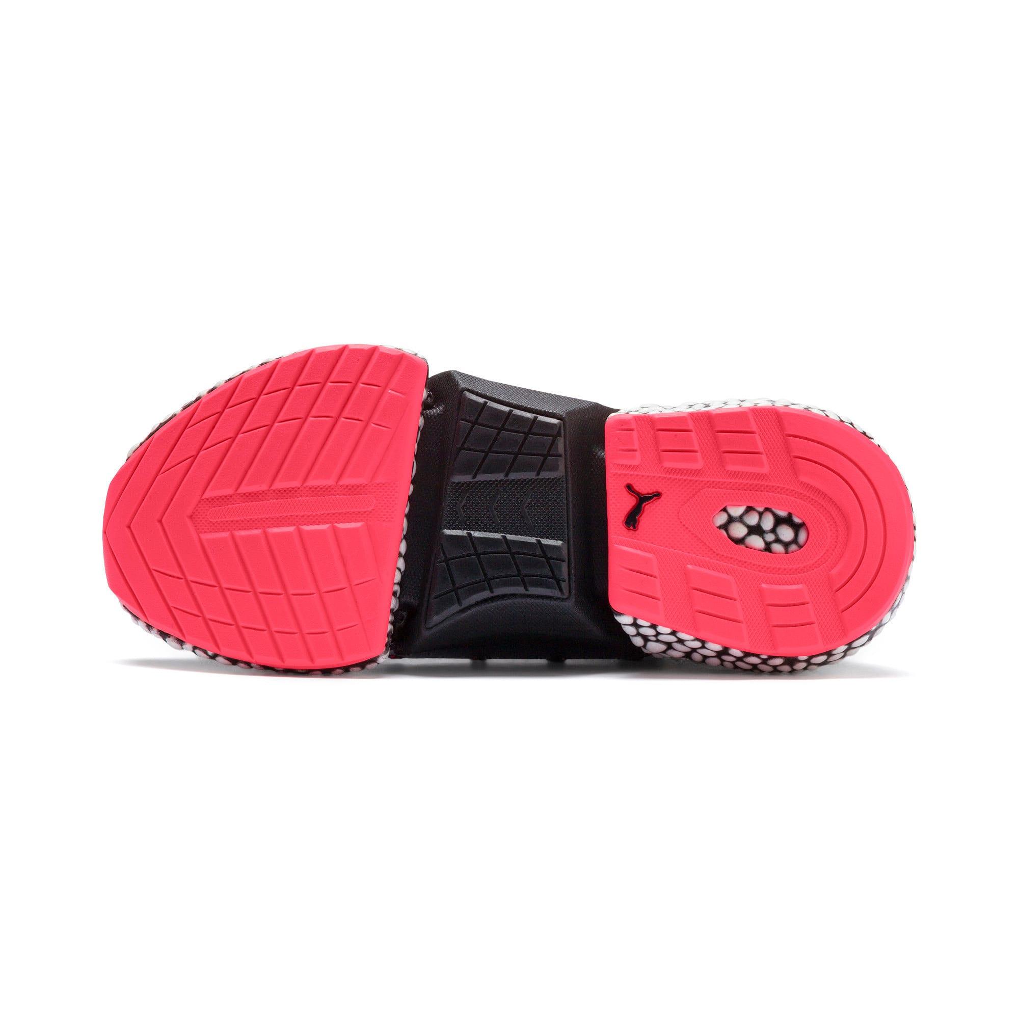 Thumbnail 5 of HYBRID Rocket Aero sneakers voor dames, Puma Black-Pink Alert, medium