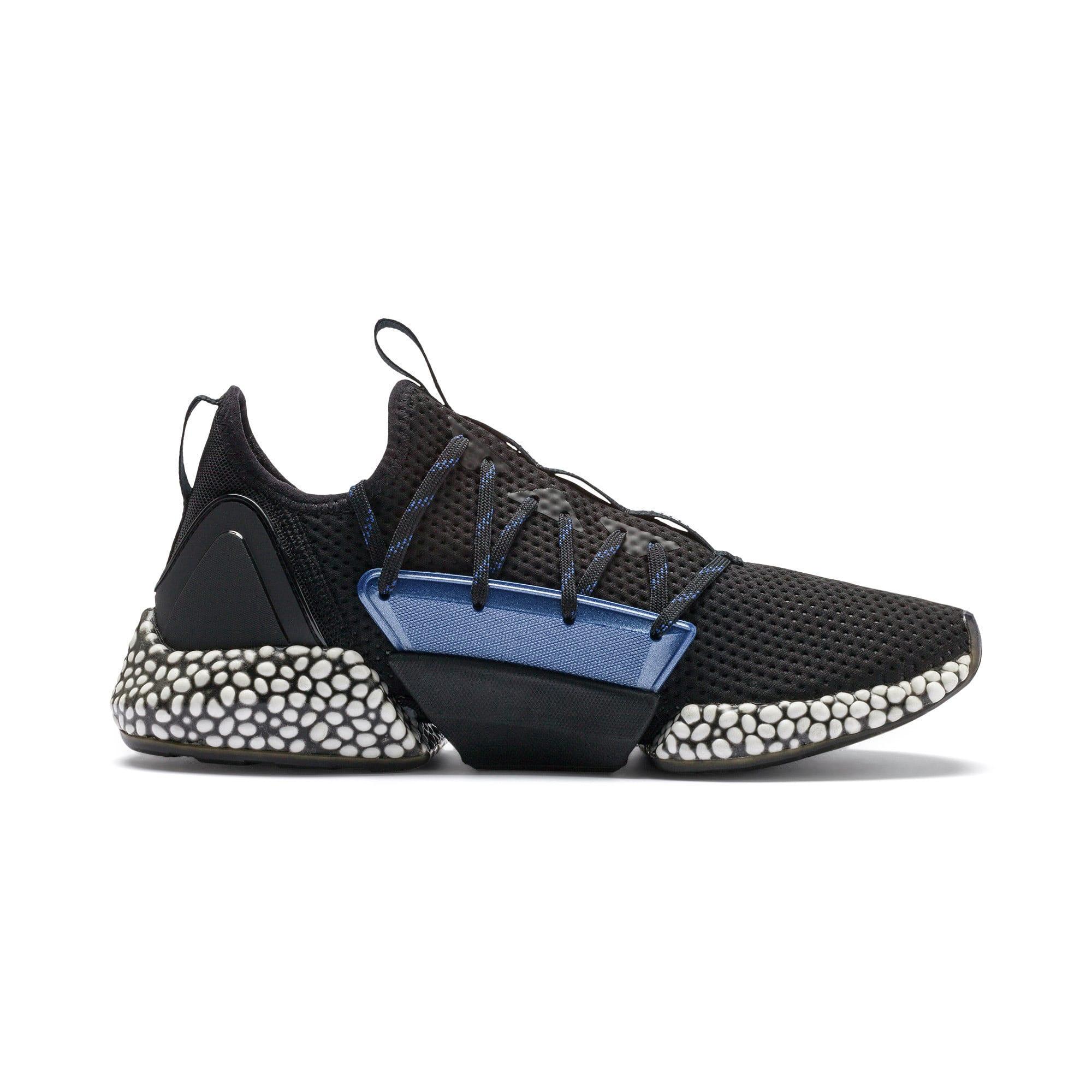 Thumbnail 6 of HYBRID Rocket Aero Men's Running Shoes, Puma Black-Galaxy Blue, medium