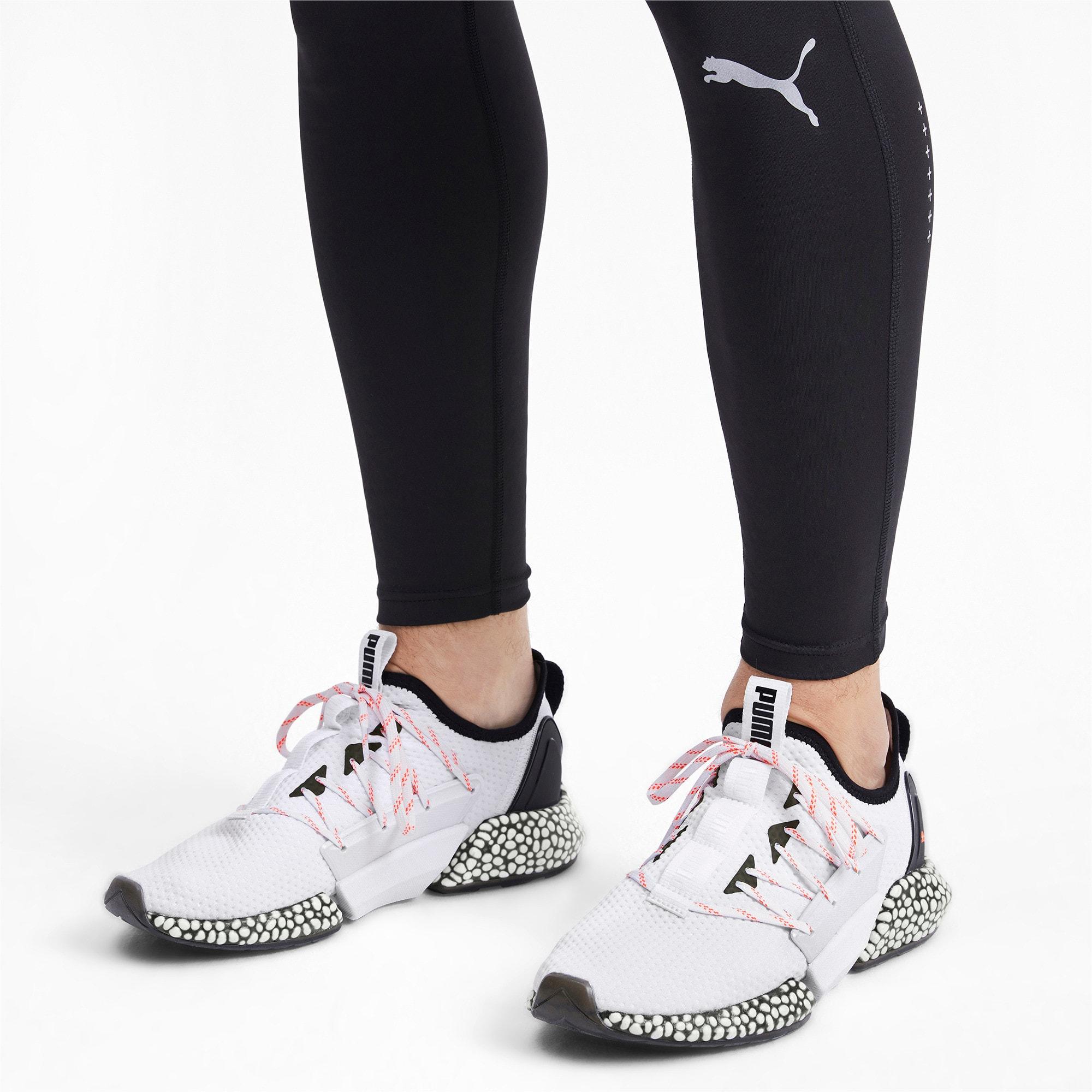 Thumbnail 2 of HYBRID Rocket Aero Men's Running Shoes, Puma White-Puma Black, medium